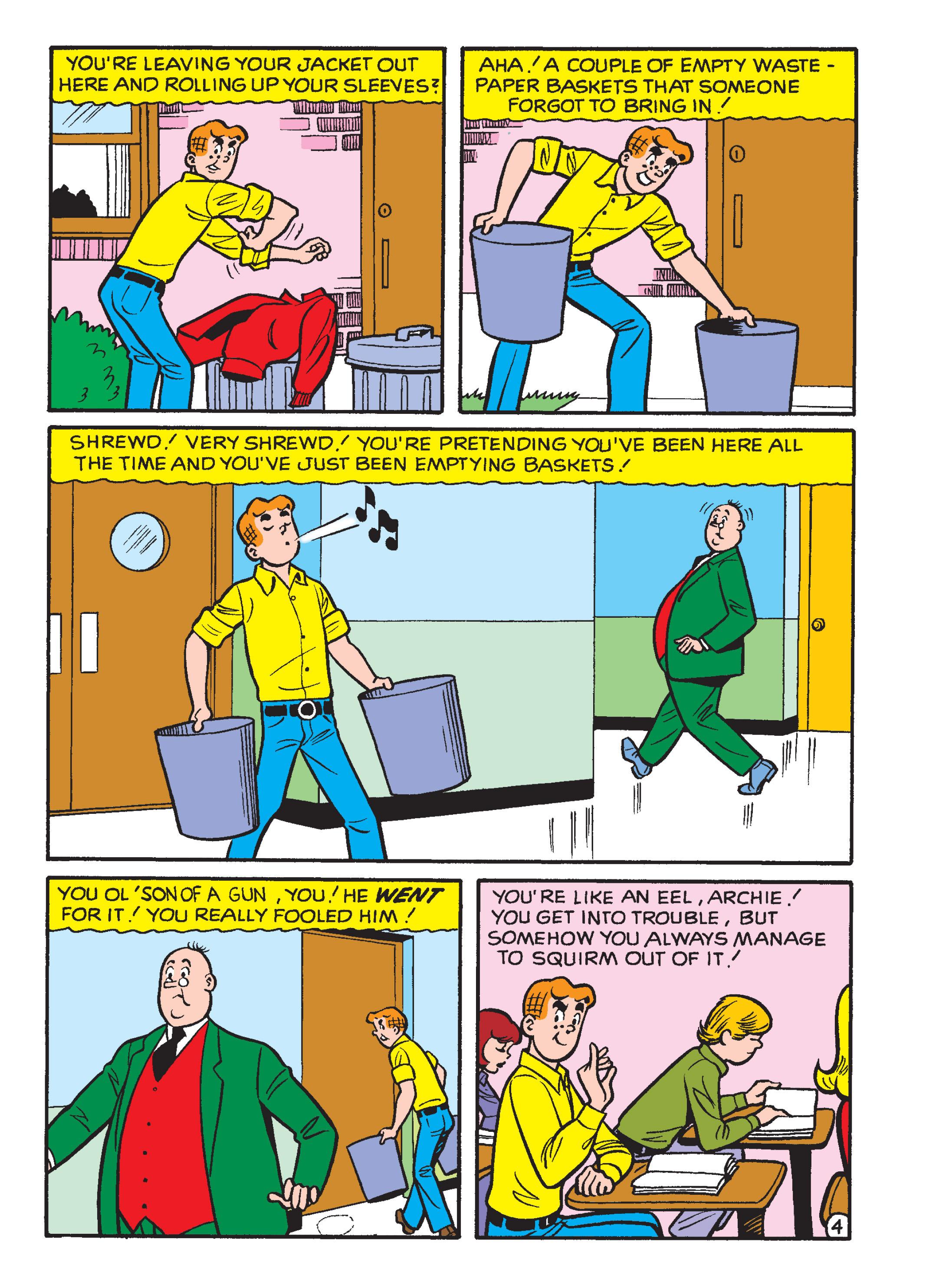 Read online Archie 1000 Page Comics Blowout! comic -  Issue # TPB (Part 1) - 14