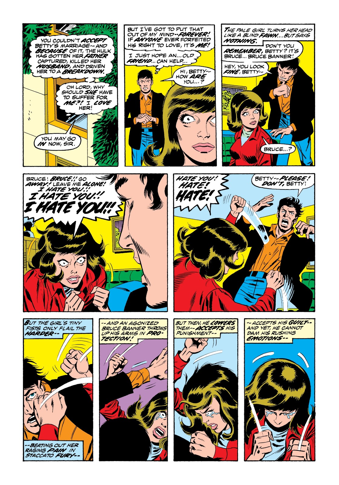 Read online Marvel Masterworks: The Incredible Hulk comic -  Issue # TPB 9 (Part 3) - 28
