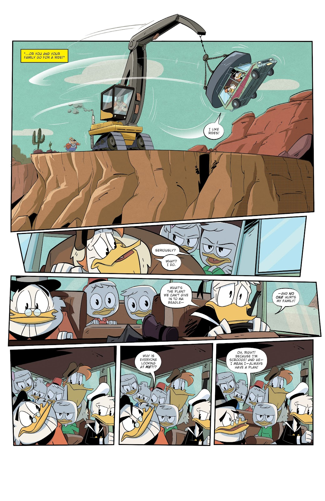 Read online Ducktales (2017) comic -  Issue #19 - 15