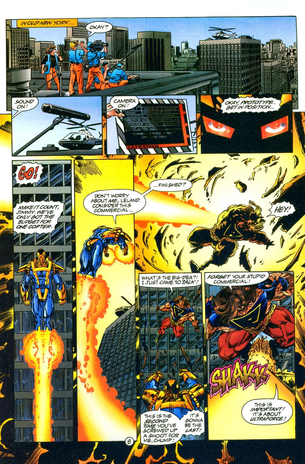 Read online UltraForce (1994) comic -  Issue #0 - 23