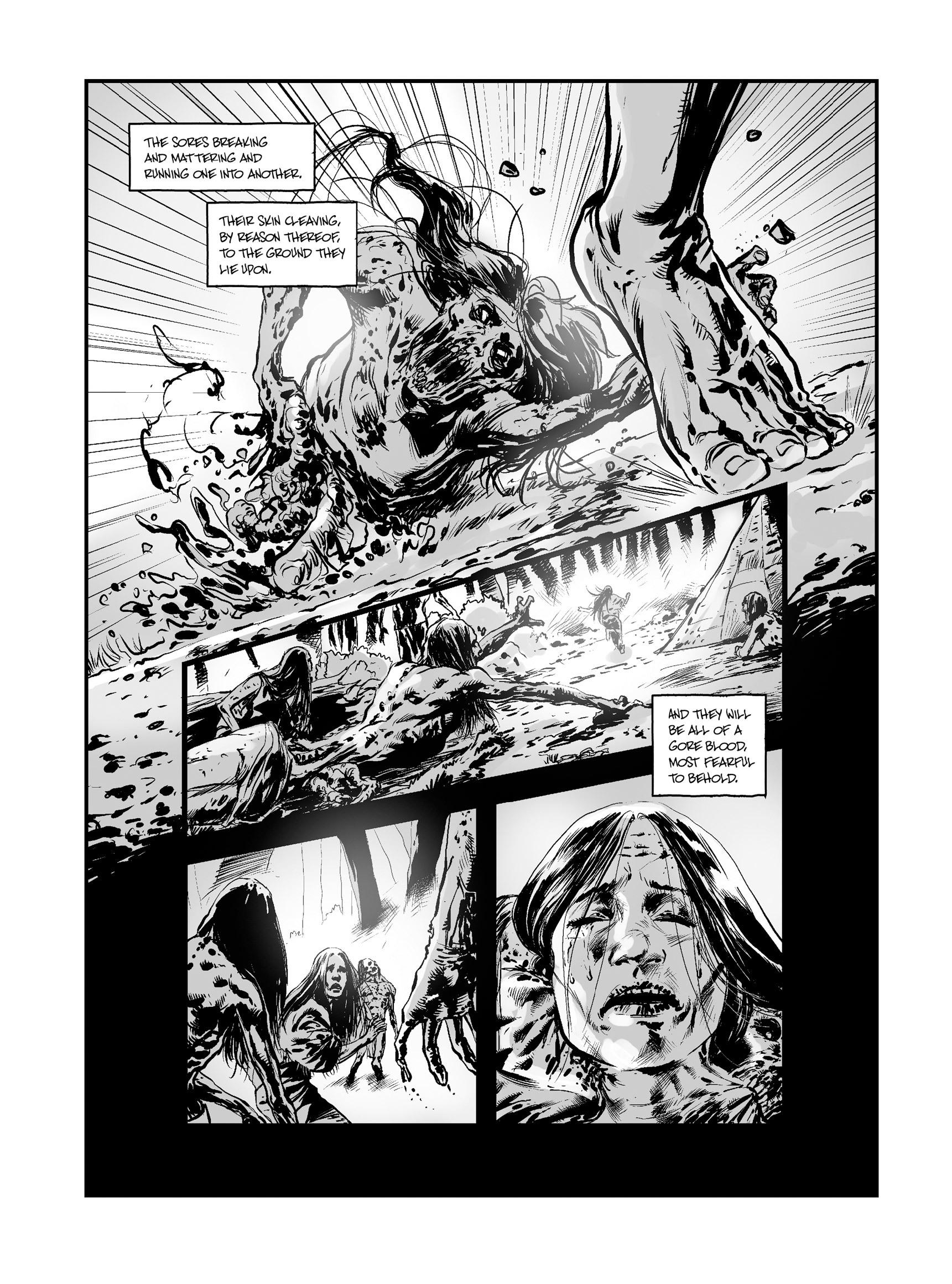Read online FUBAR comic -  Issue #3 - 37
