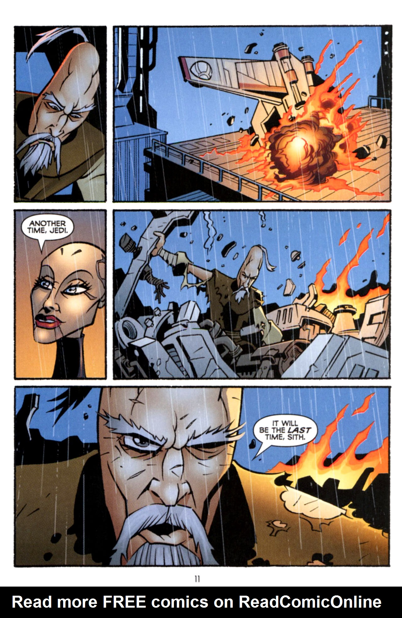 Read online Star Wars: The Clone Wars - Crash Course comic -  Issue # Full - 12