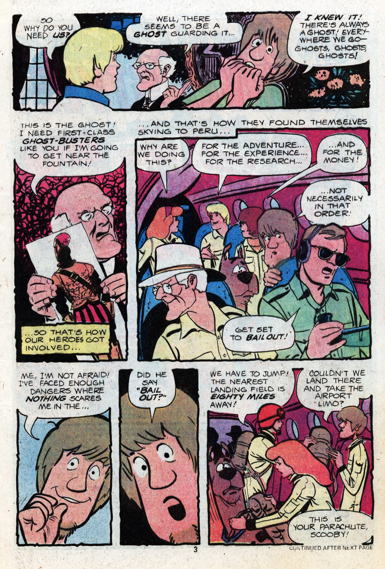 Read online Scooby-Doo (1977) comic -  Issue #8 - 5