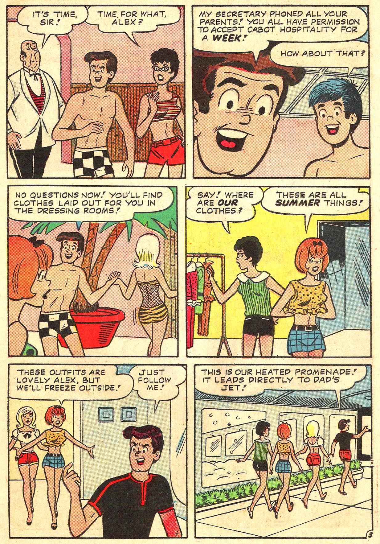 Read online She's Josie comic -  Issue #18 - 7