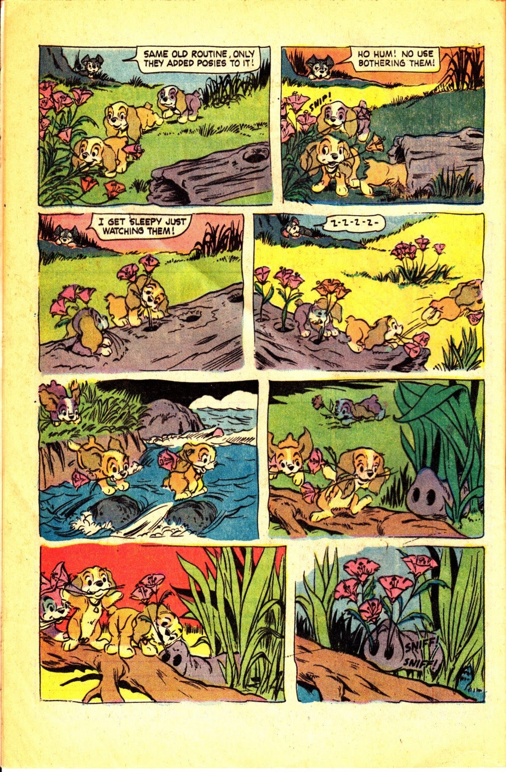 Scamp (1967) issue 6 - Page 8