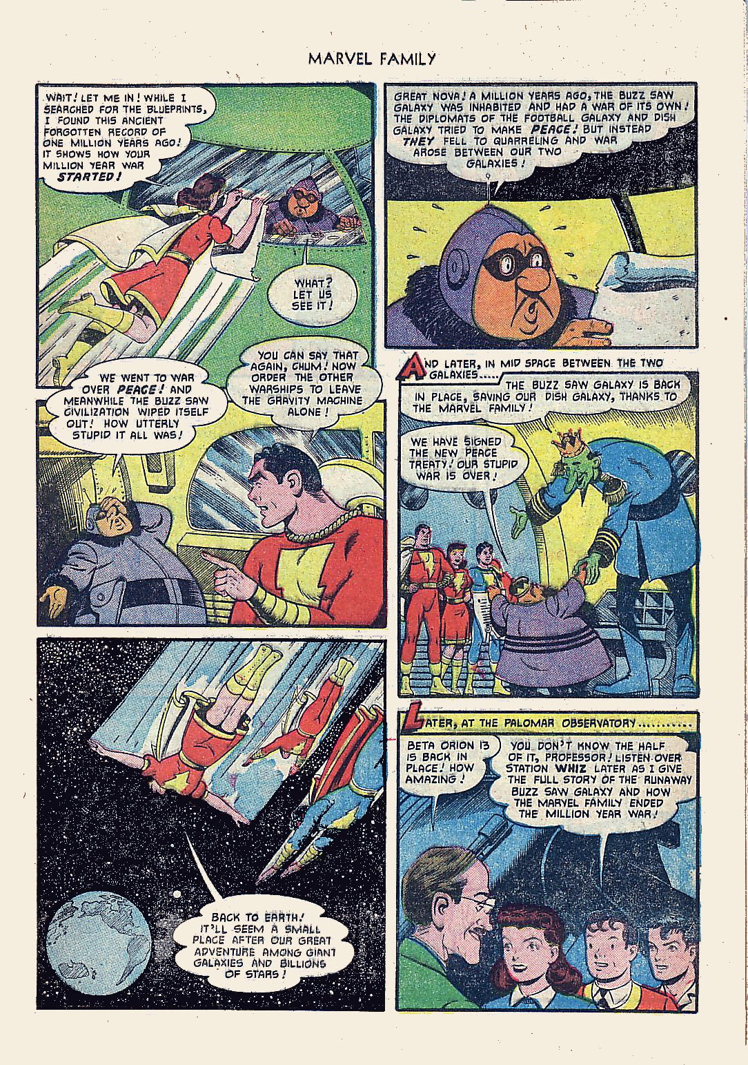The Marvel Family issue 61 - Page 13