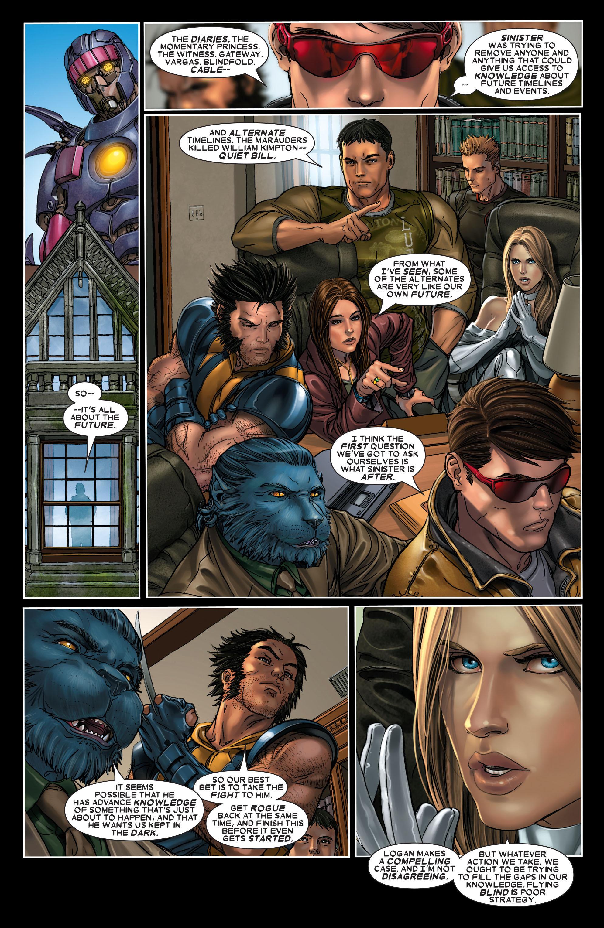 X-Men (1991) 204 Page 8