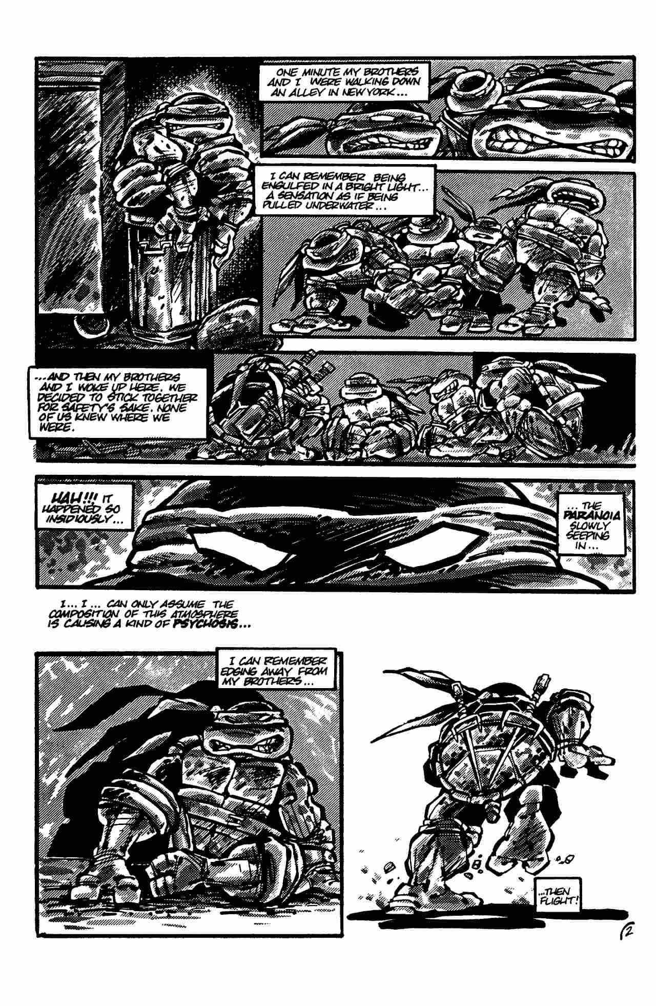 Read online Shell Shock comic -  Issue # Full - 155