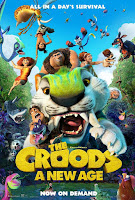 Gia Đình Croods: Kỷ Nguyên Mới - The Croods: A New Age