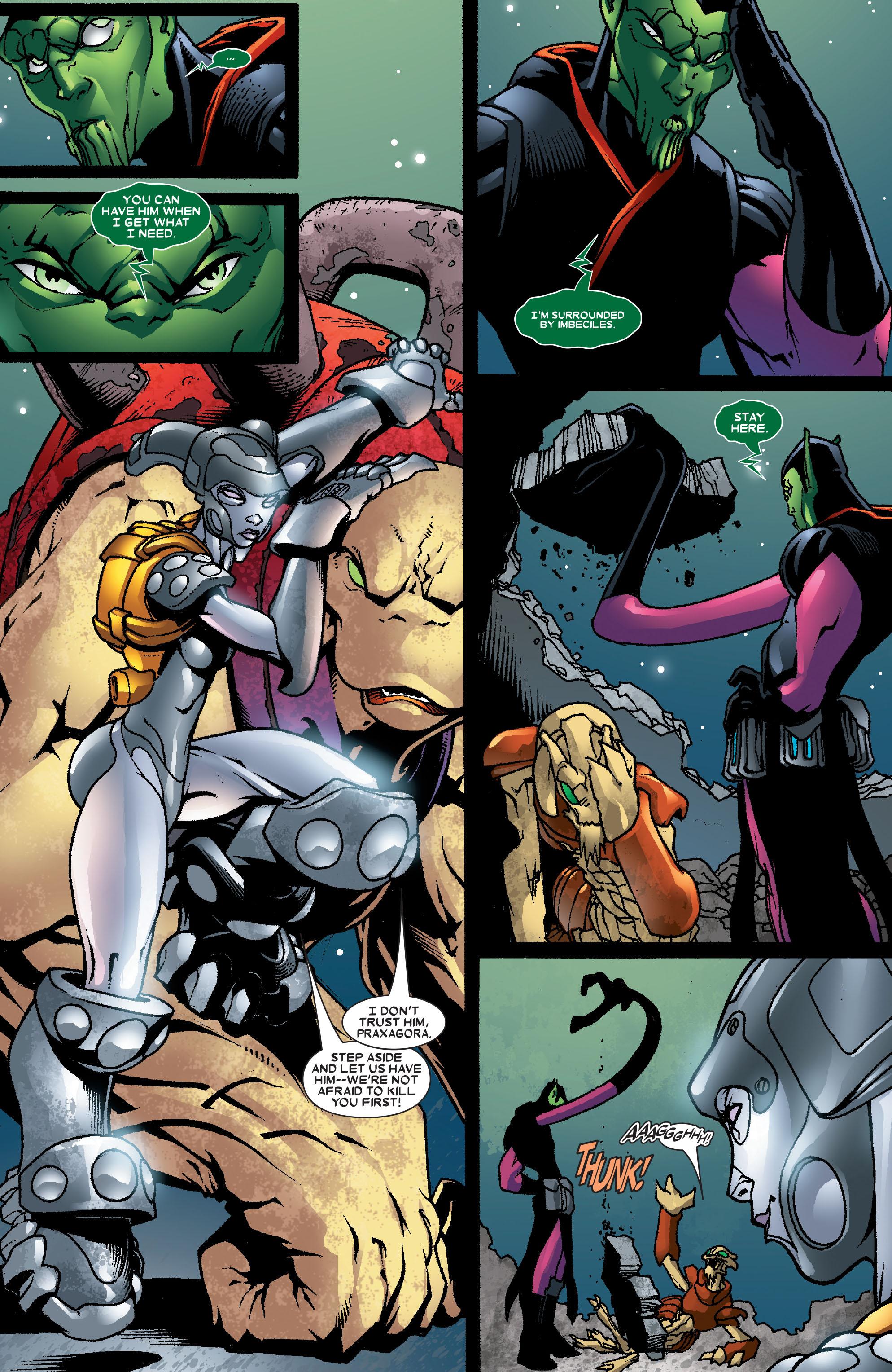 Read online Annihilation: Super-Skrull comic -  Issue #2 - 21