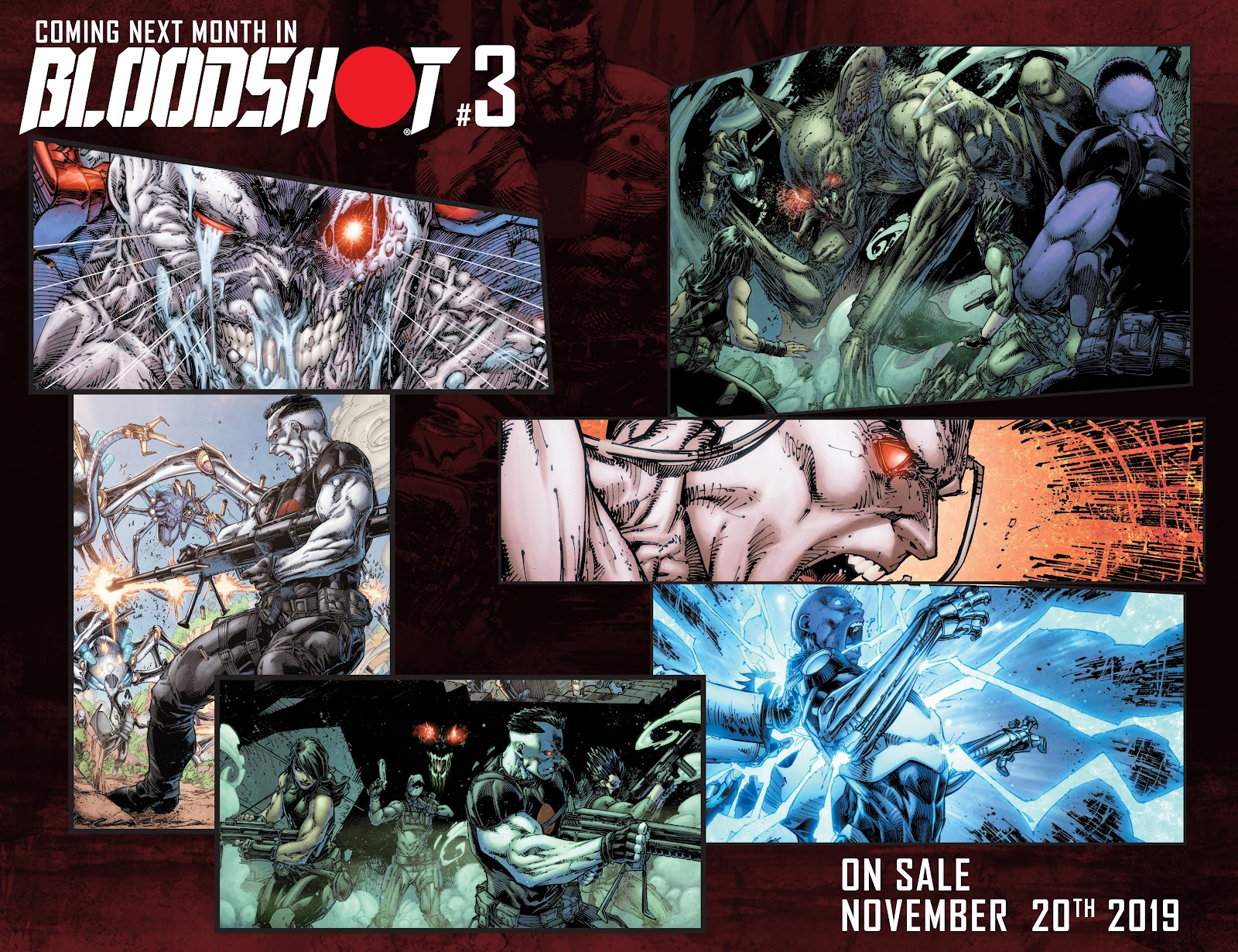 Read online Bloodshot (2019) comic -  Issue #2 - 23