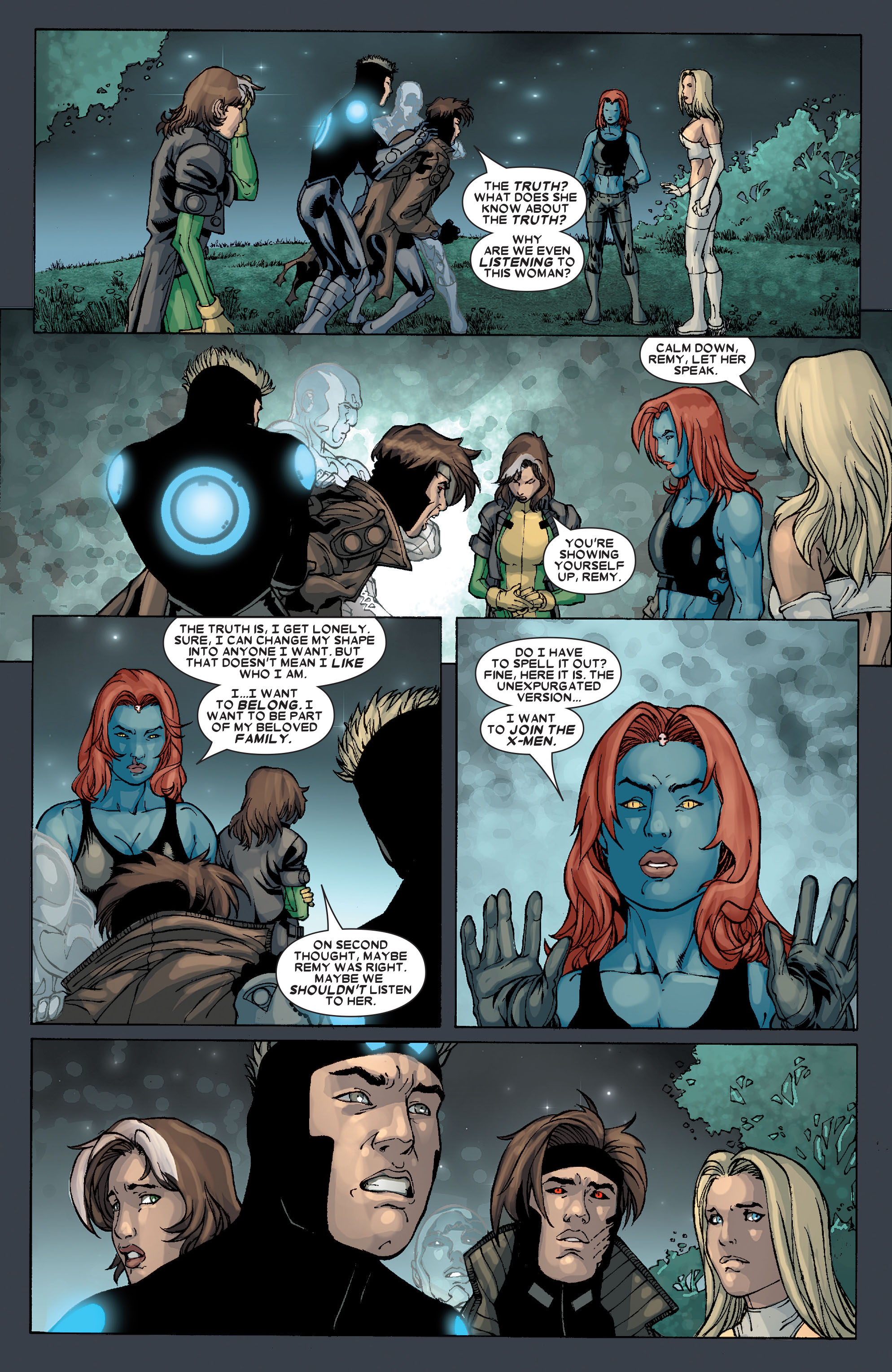 X-Men (1991) 173 Page 17