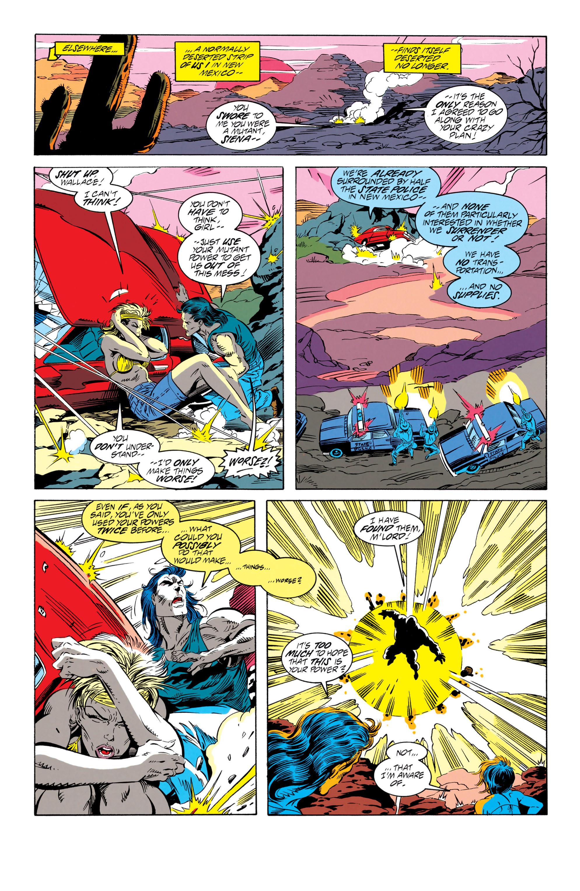 Read online Uncanny X-Men (1963) comic -  Issue # _Annual 17 - 50
