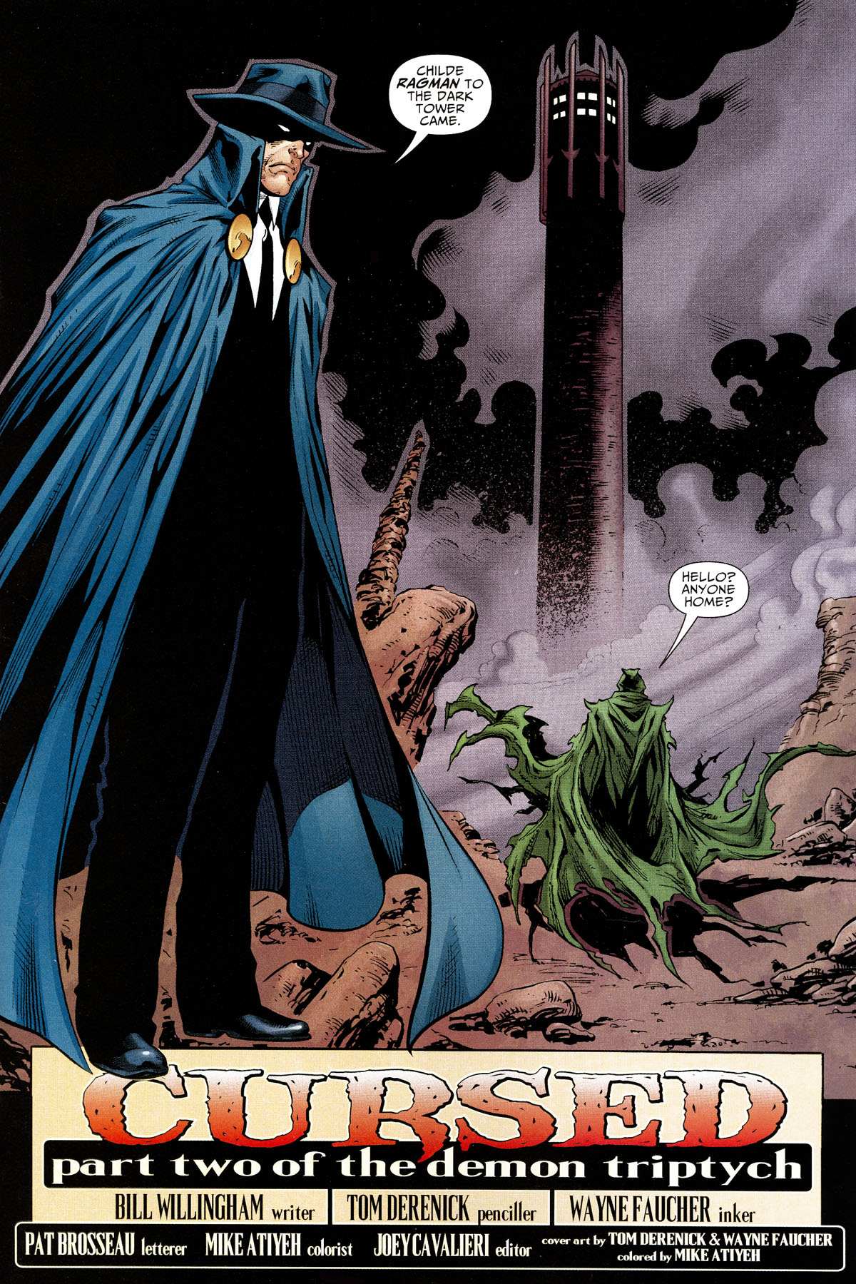 Read online Shadowpact comic -  Issue #10 - 2