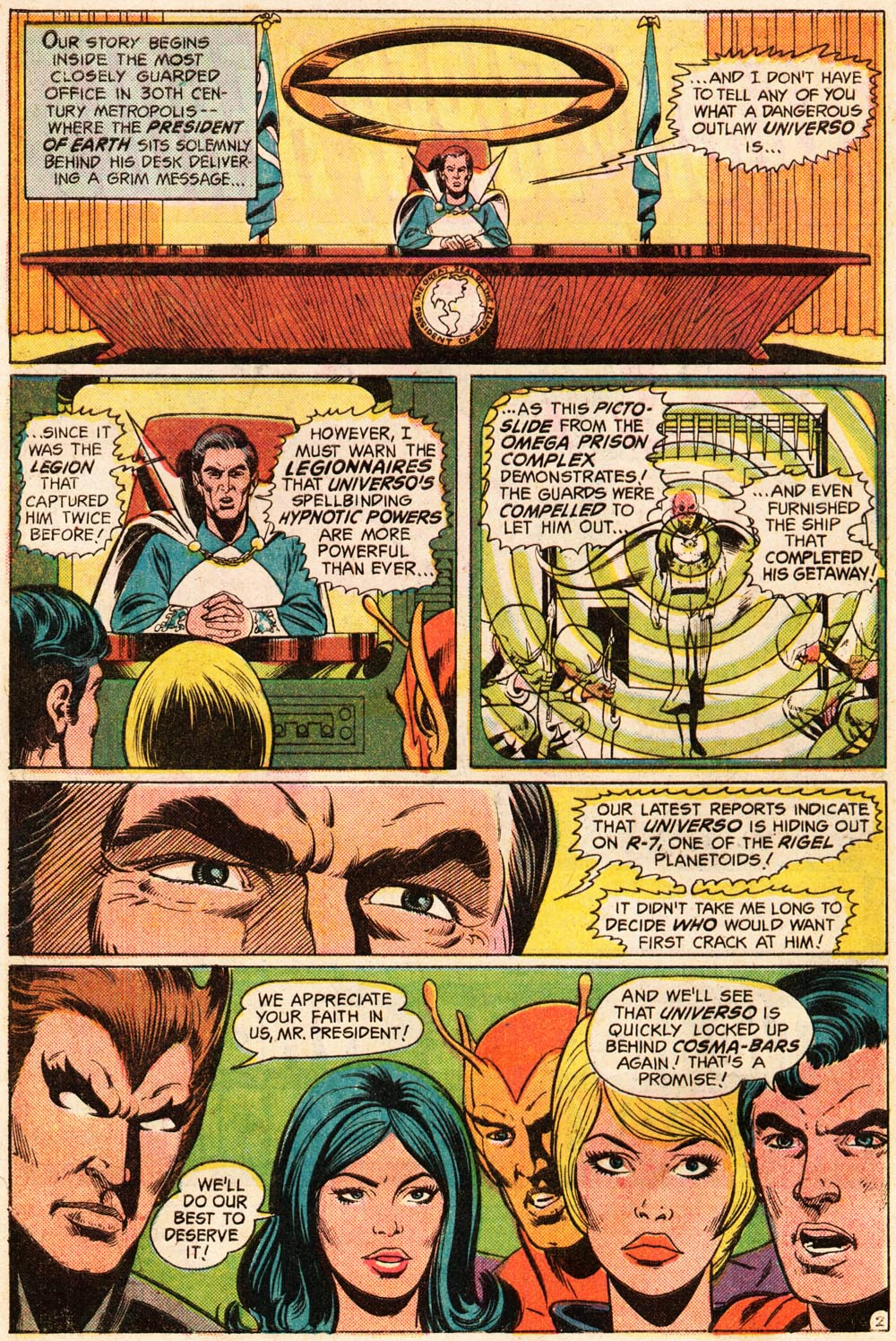 Superboy (1949) issue 207 - Page 3