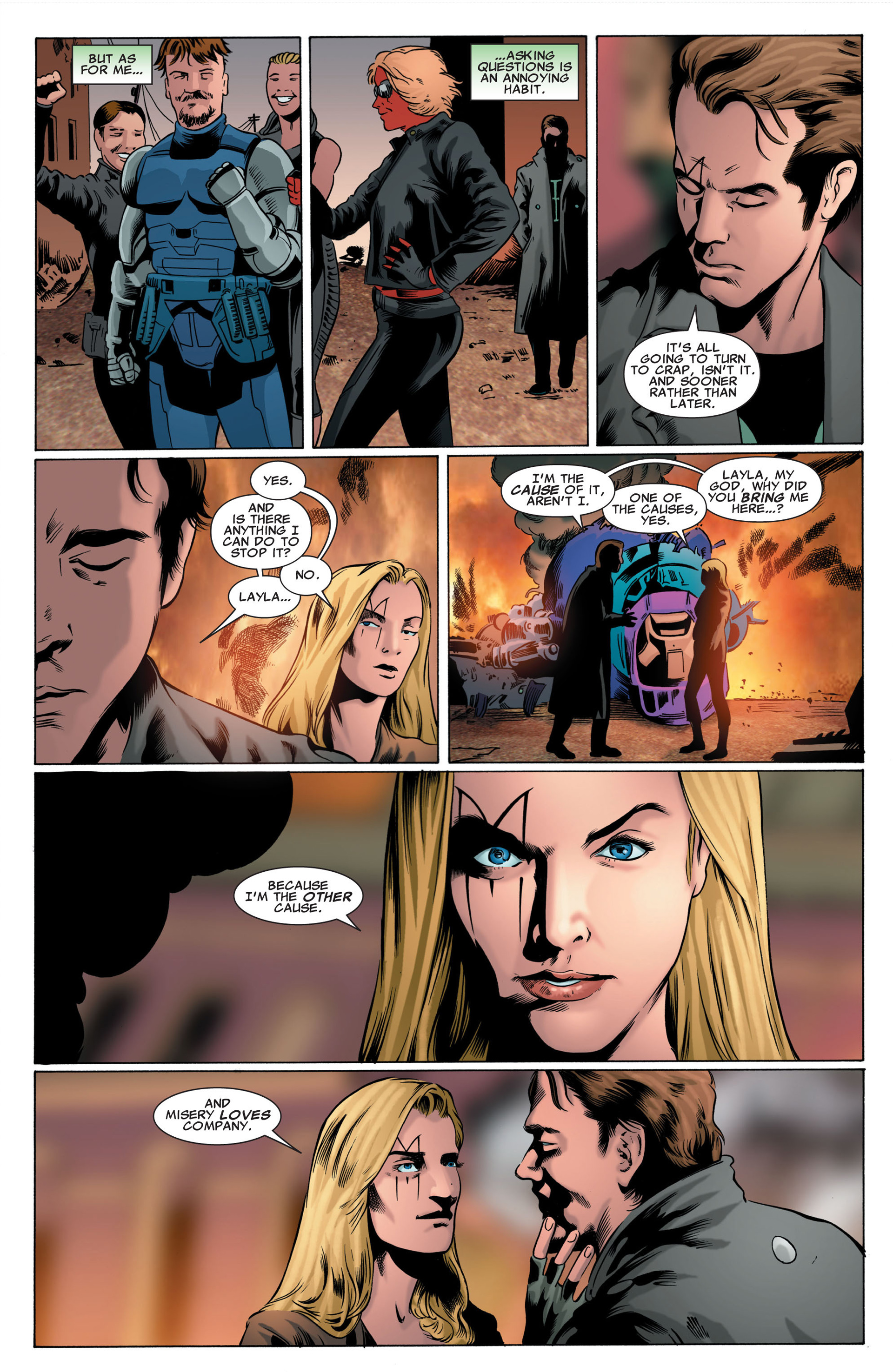 Read online X-Factor (2006) comic -  Issue #49 - 14