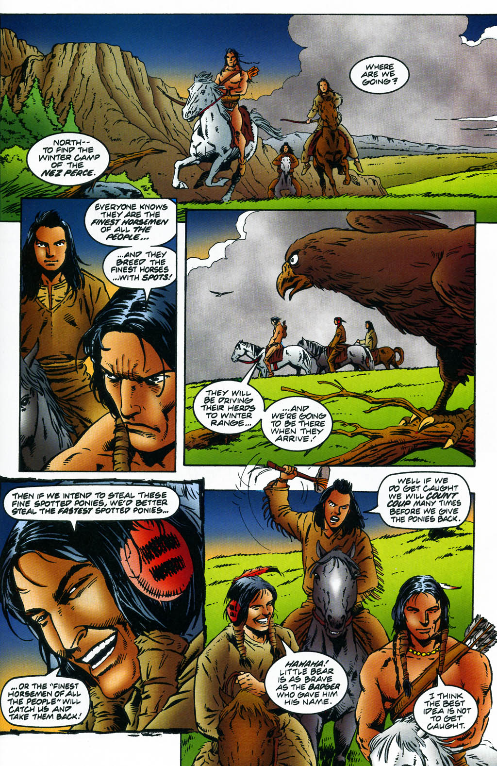 Read online Turok, Dinosaur Hunter (1993) comic -  Issue #43 - 18
