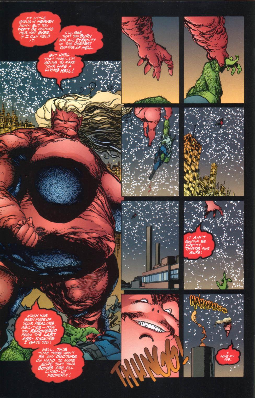 The Savage Dragon (1993) Issue #22 #25 - English 25