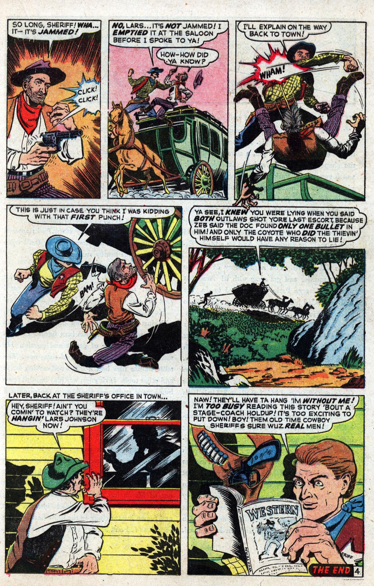 Read online Two-Gun Kid comic -  Issue #3 - 19