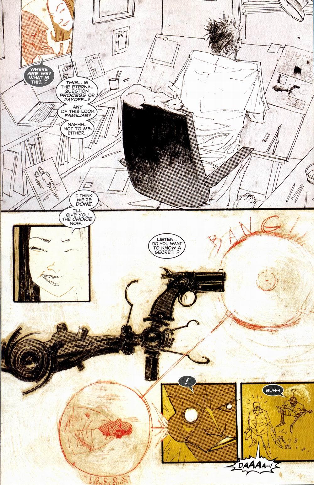 Read online Automatic Kafka comic -  Issue #1 - 23