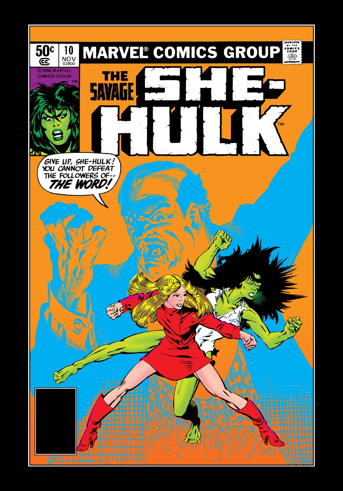 Marvel Masterworks: The Savage She-Hulk issue TPB_1_(Part_2) - Page 72