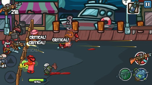 Zombie Guard Hack Cho Android