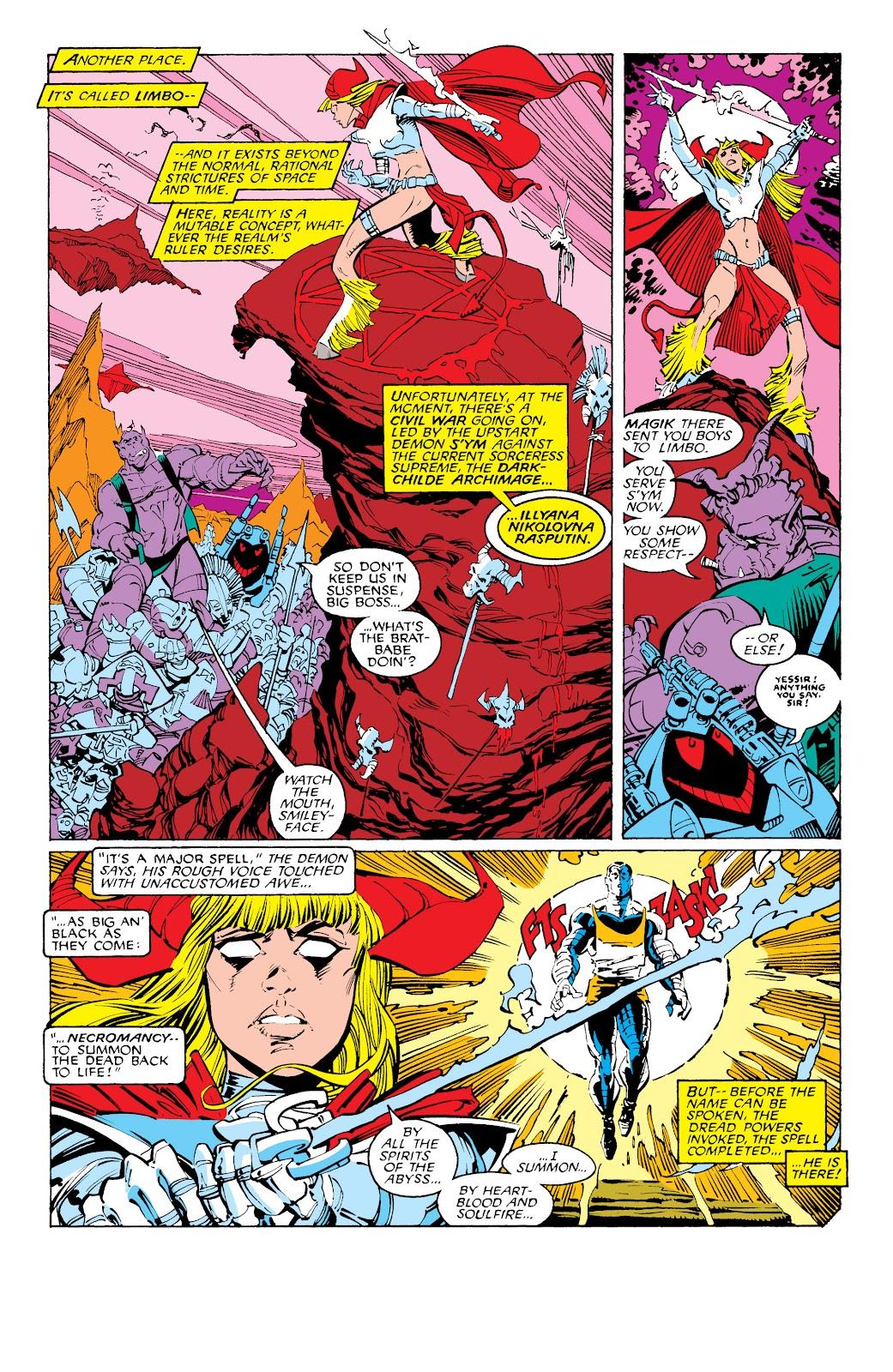 Uncanny X-Men (1963) issue 231 - Page 10