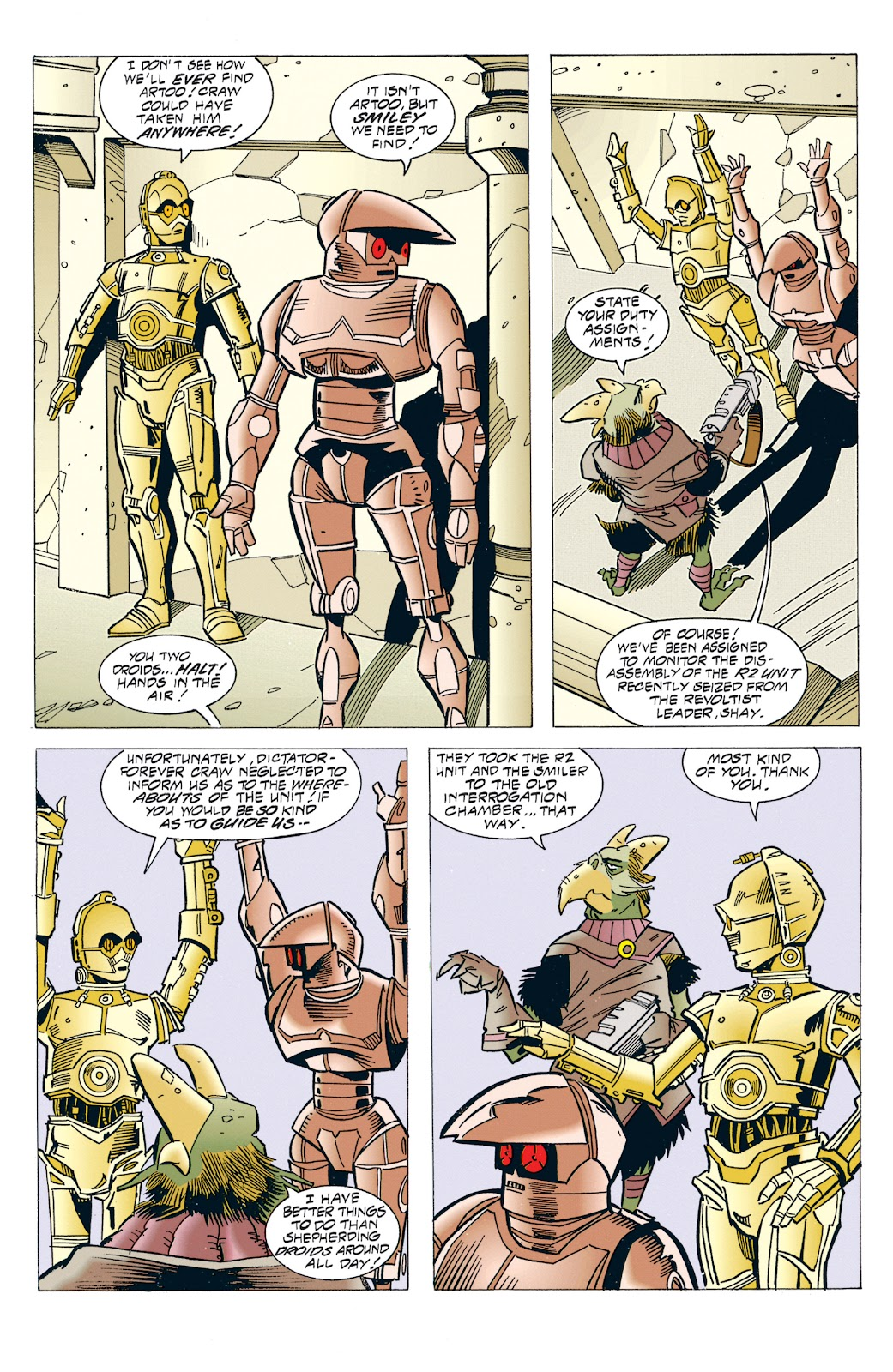 Read online Star Wars Legends Epic Collection: The Empire comic -  Issue # TPB 5 (Part 4) - 47