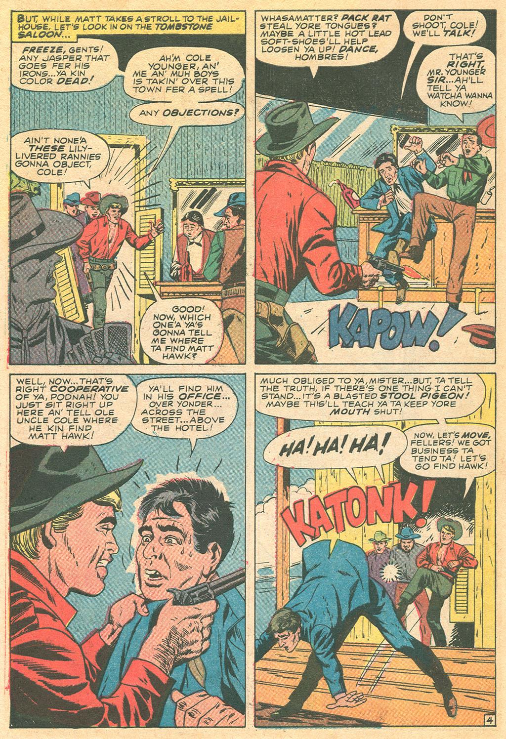 Read online Two-Gun Kid comic -  Issue #86 - 6