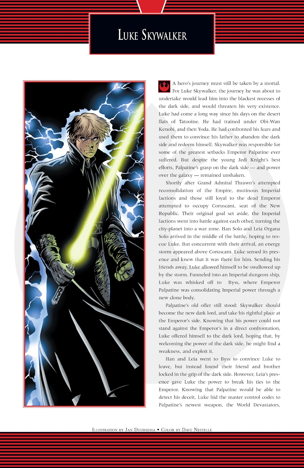 Read online Star Wars: Dark Empire Trilogy comic -  Issue # TPB (Part 4) - 70