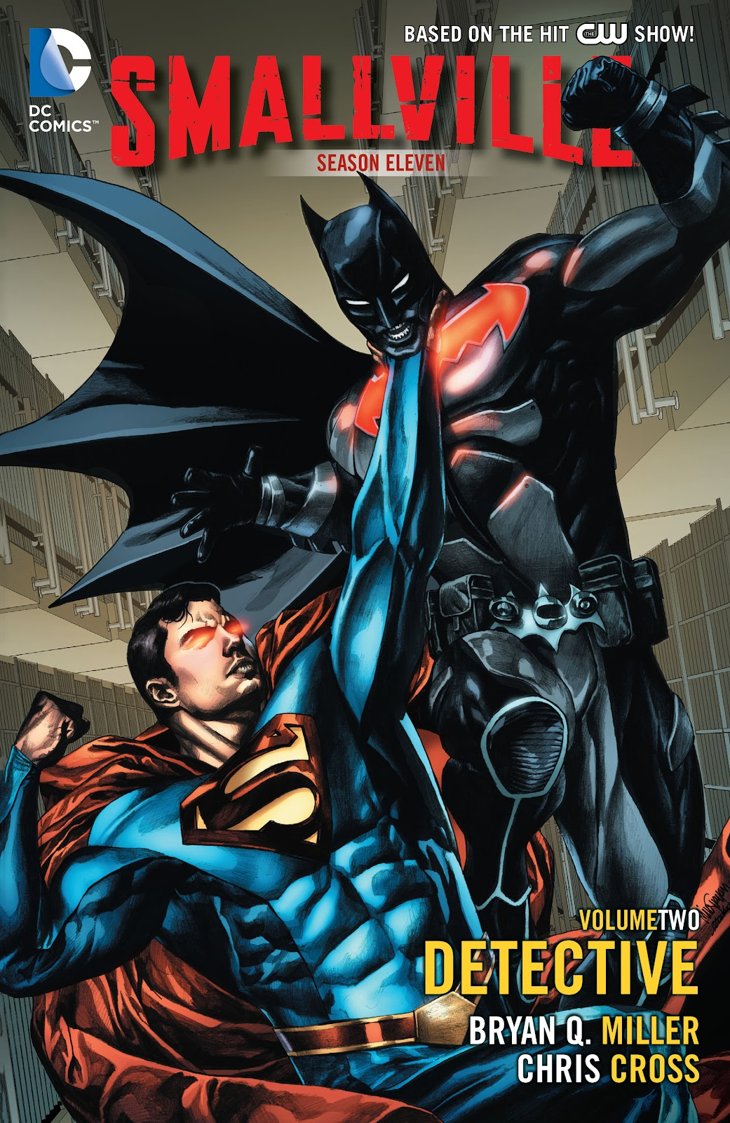 Read online Smallville Season 11 [II] comic -  Issue # TPB 2 - 1