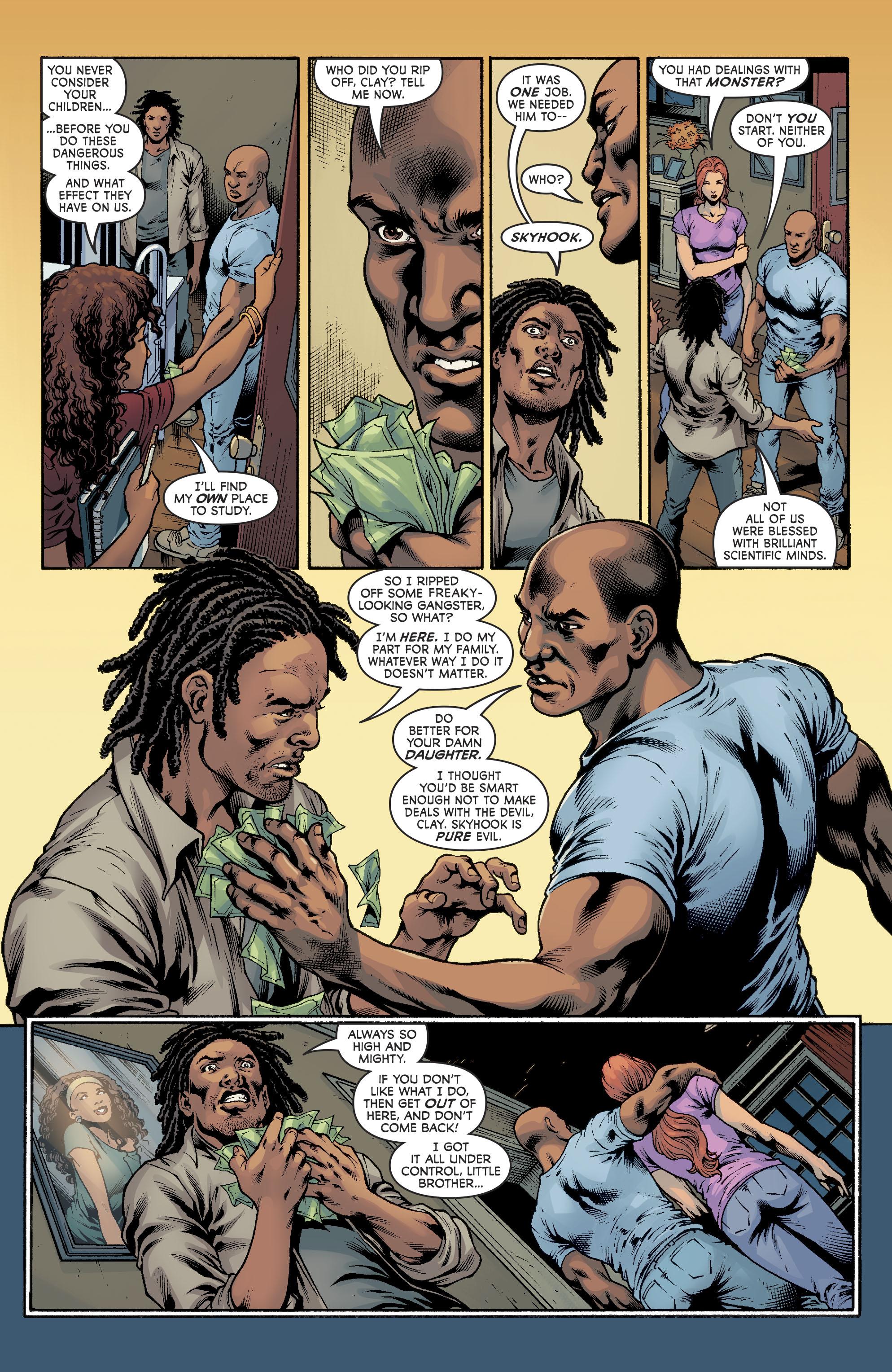 Read online Superwoman comic -  Issue #11 - 7