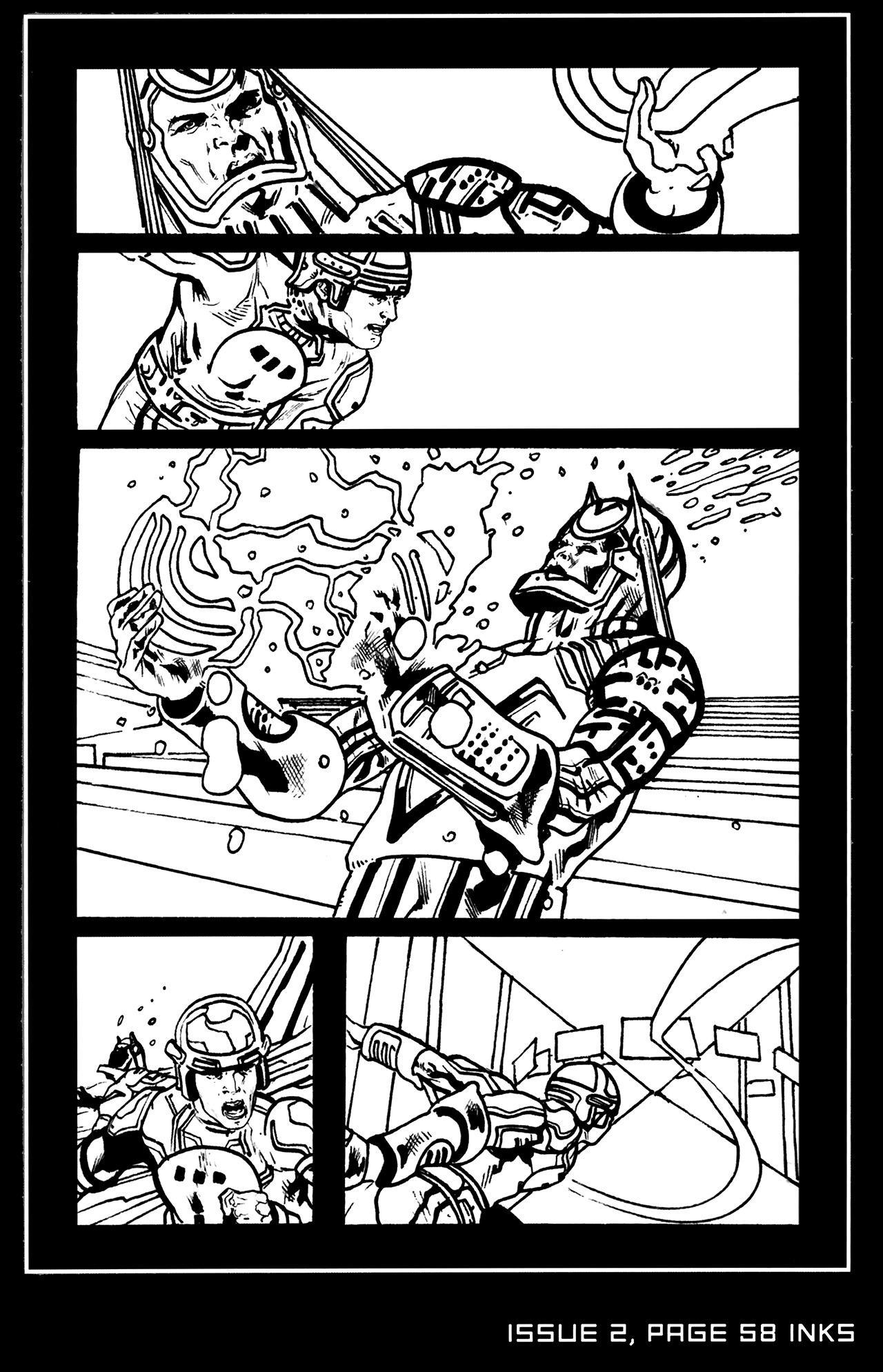 Read online TRON: Original Movie Adaptation comic -  Issue #2 - 40