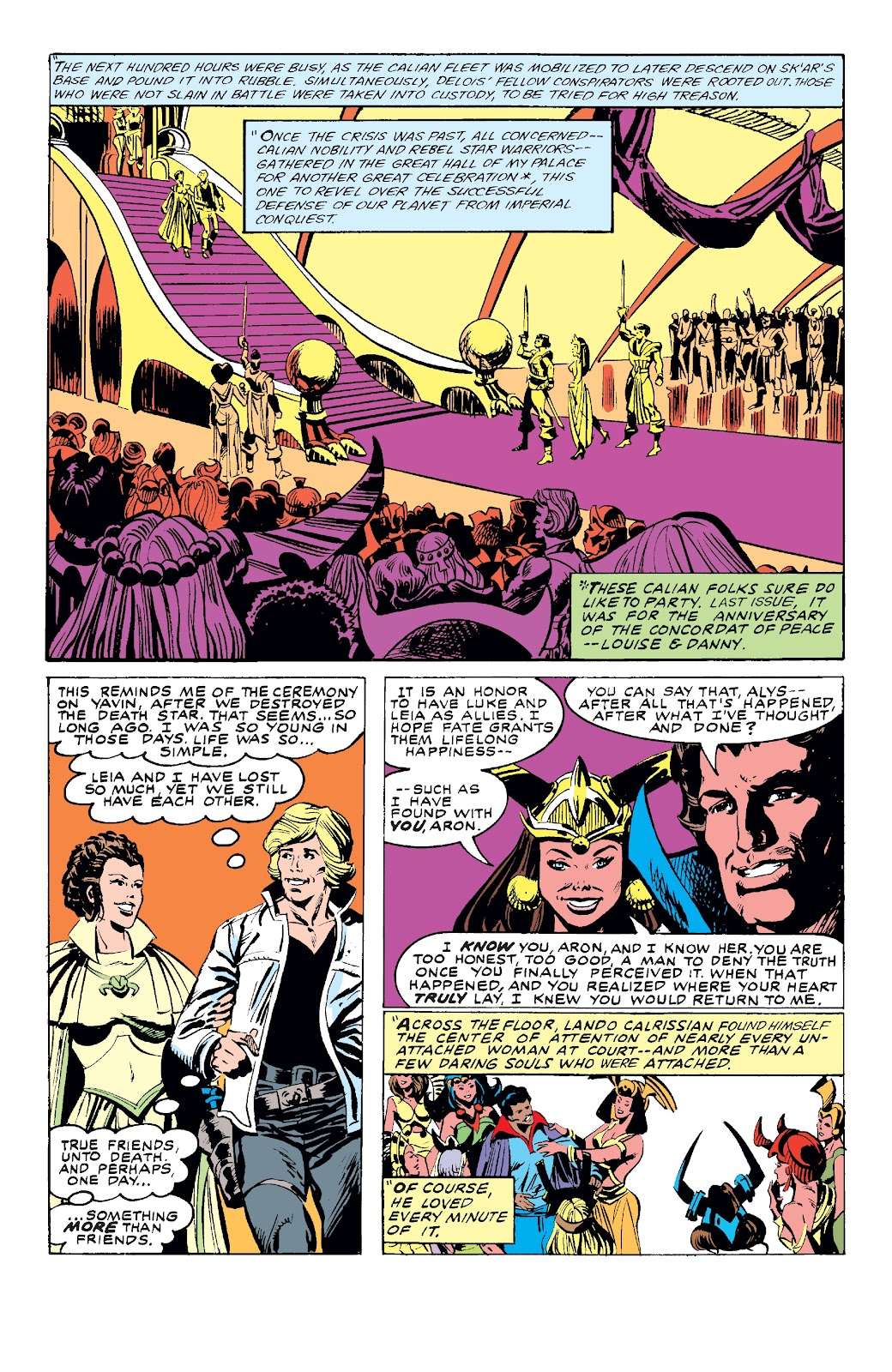 Read online Star Wars Legends: The Original Marvel Years - Epic Collection comic -  Issue # TPB 3 (Part 4) - 49