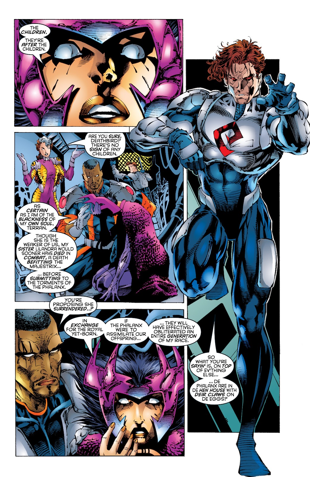 Uncanny X-Men (1963) issue 344 - Page 5