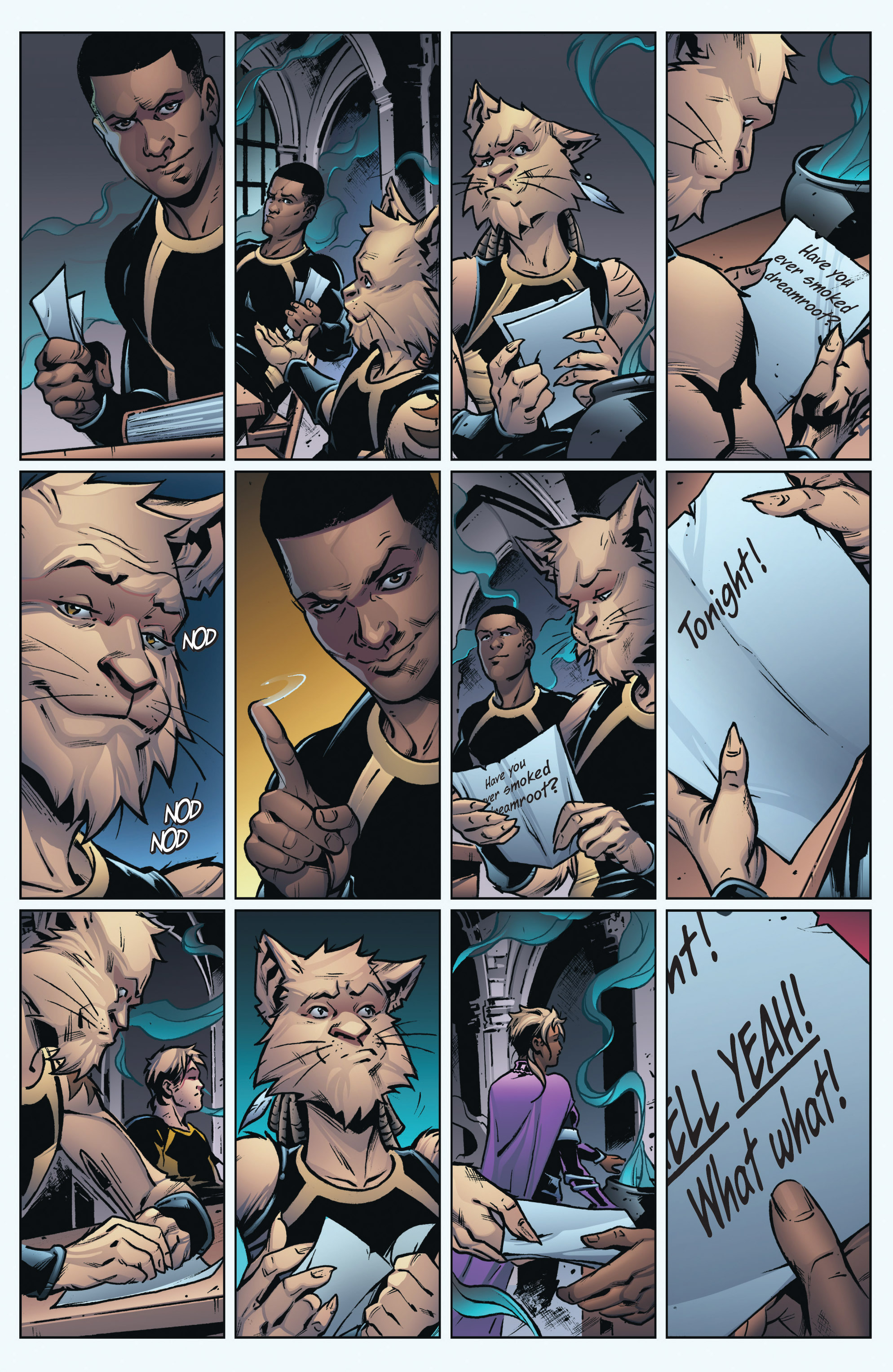 Read online Grimm Fairy Tales: Arcane Acre comic -  Issue # TPB 3 - 22