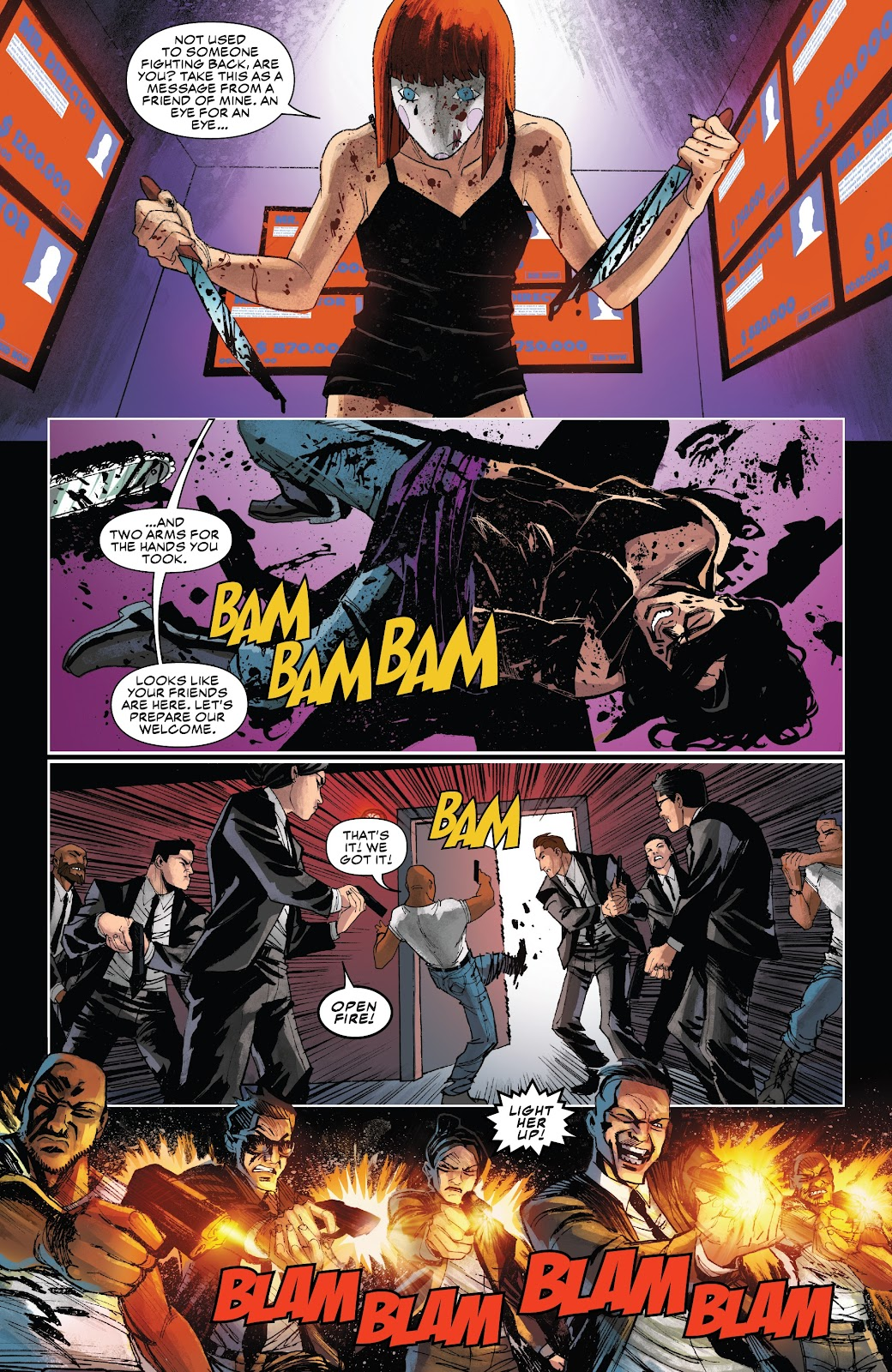 Read online Black Widow (2019) comic -  Issue #4 - 9