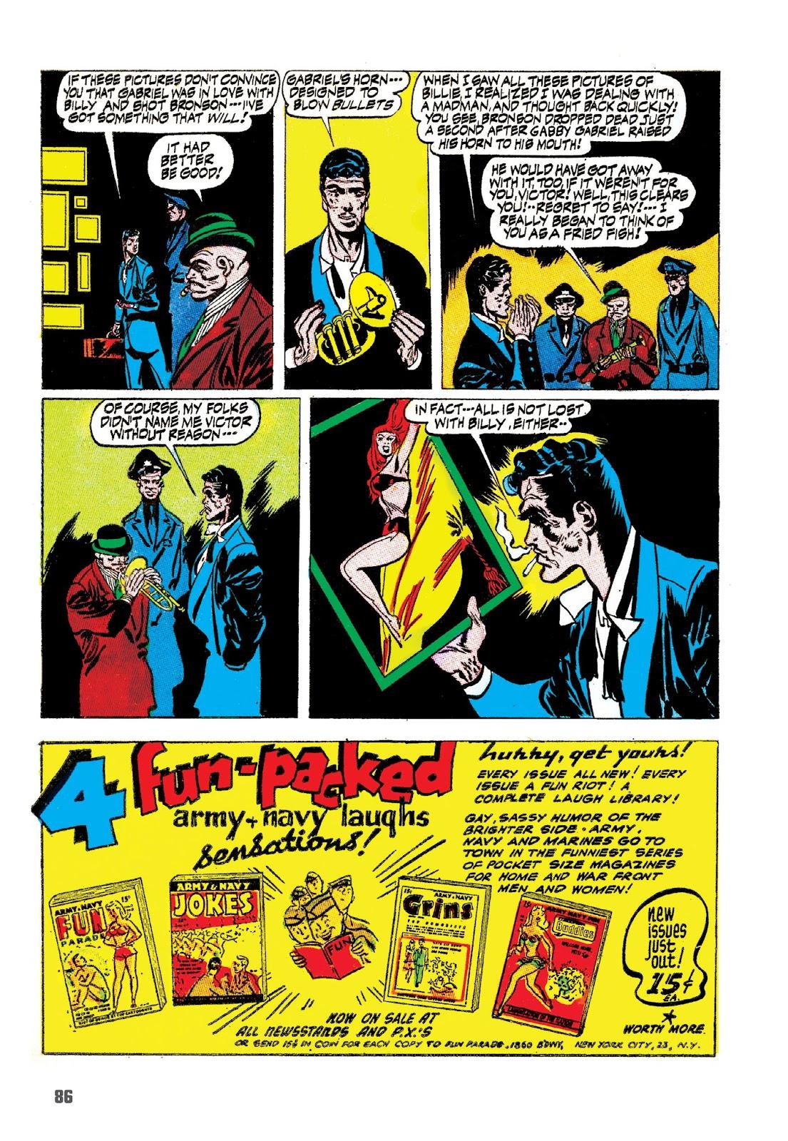 Read online The Joe Kubert Archives comic -  Issue # TPB (Part 1) - 97