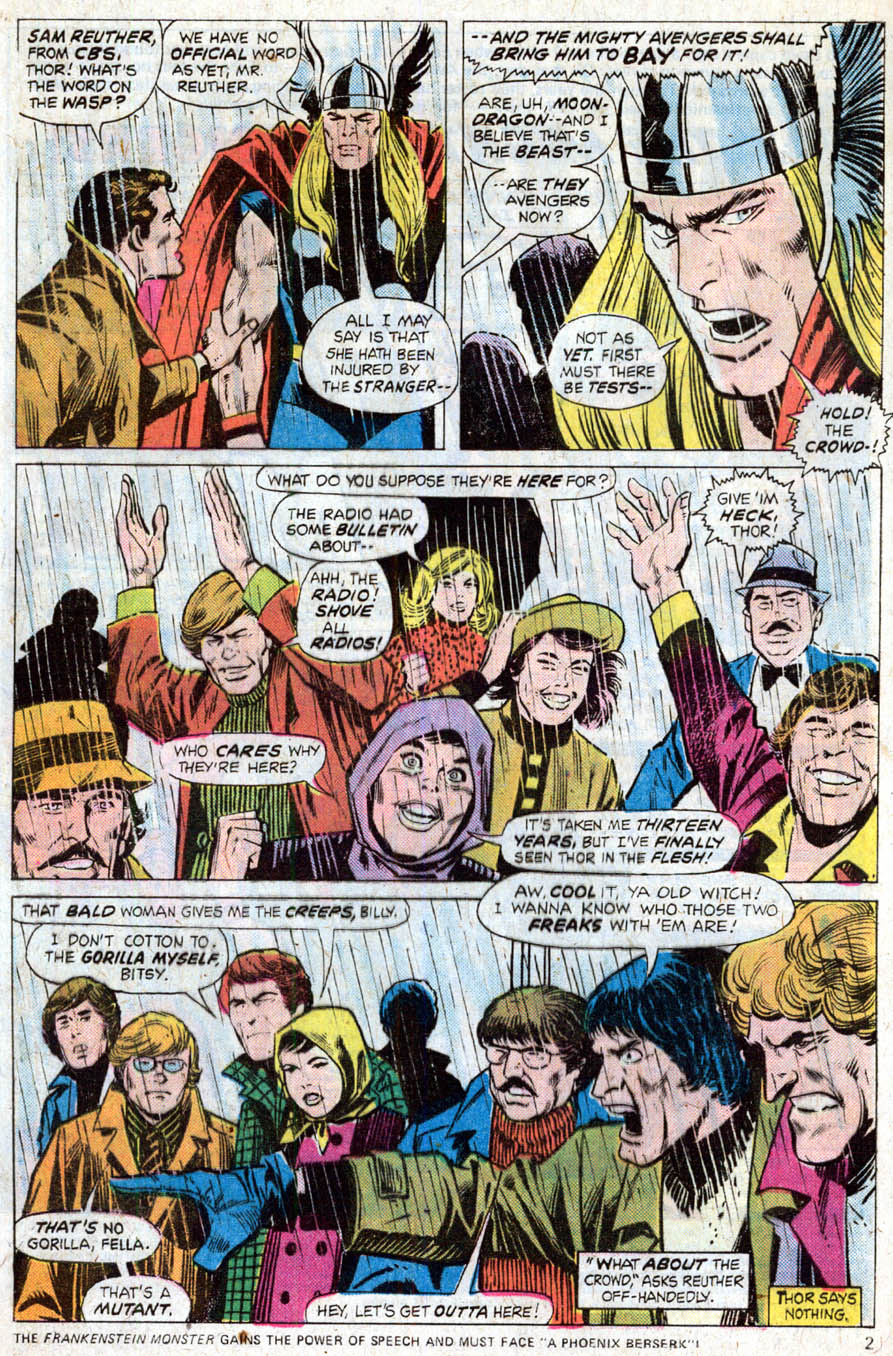 The Avengers (1963) 138 Page 2
