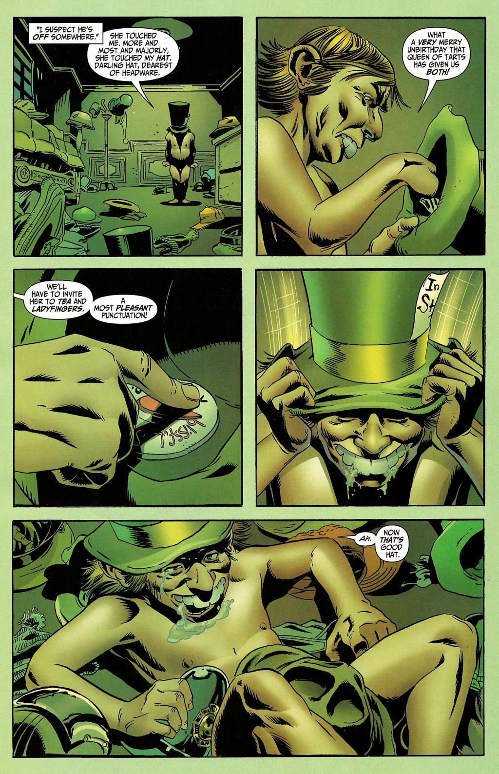 Read online Secret Six (2006) comic -  Issue #4 - 29