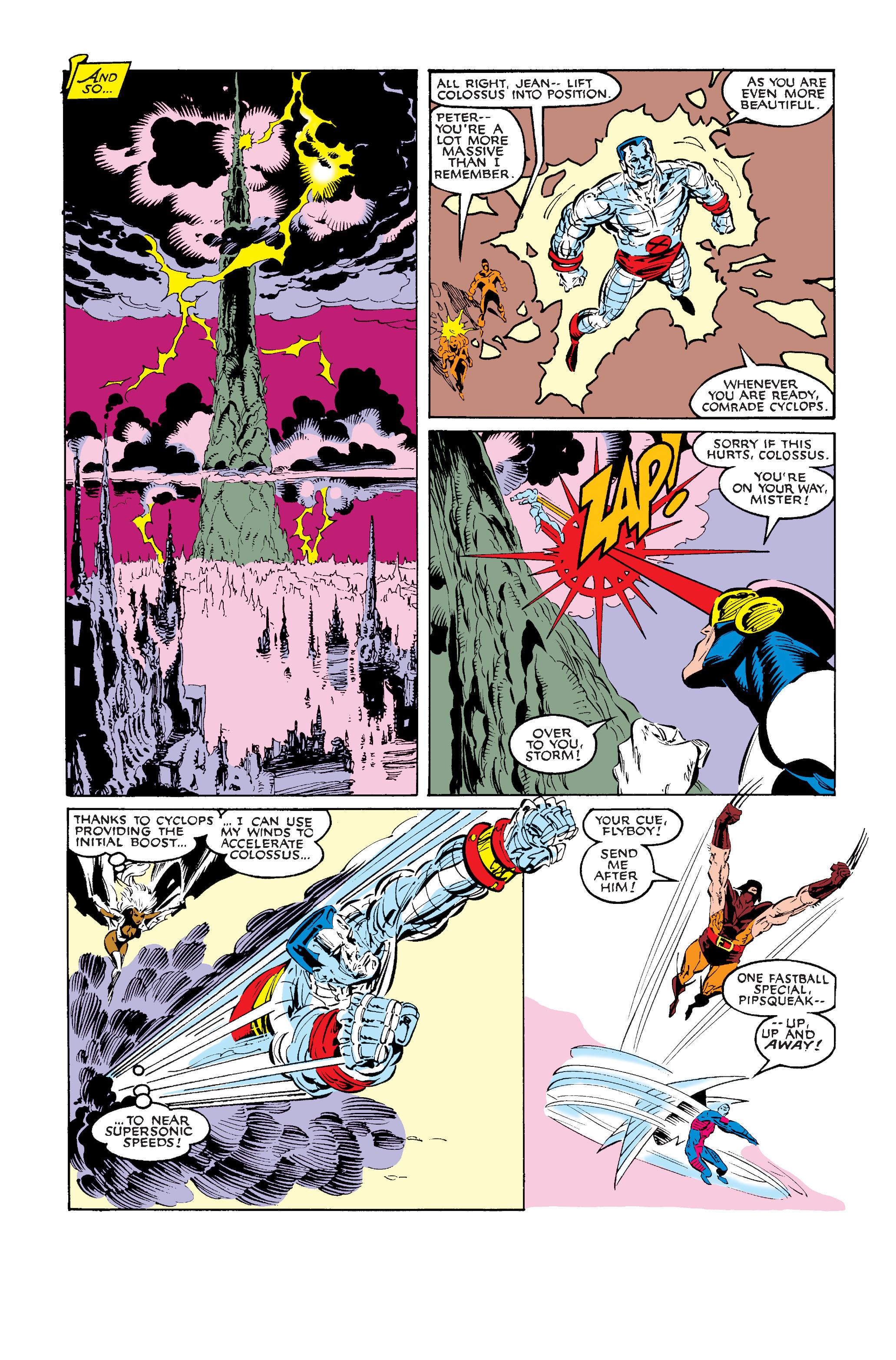Read online Uncanny X-Men (1963) comic -  Issue #242 - 30