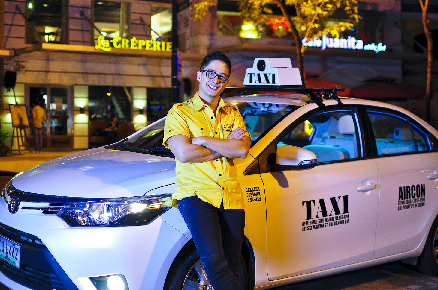 AXN Gets into Gear with Cash Cab