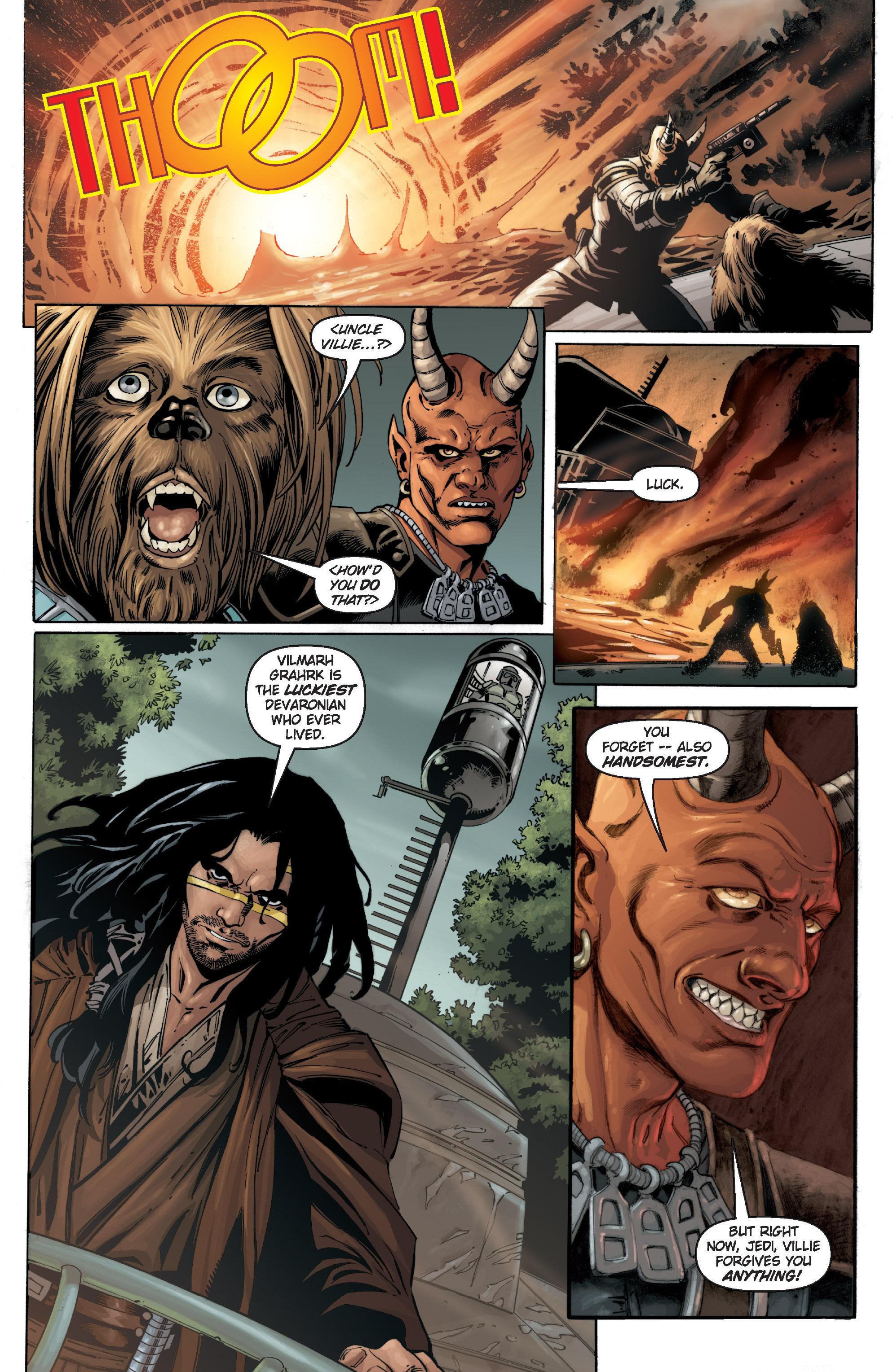 Read online Star Wars Omnibus comic -  Issue # Vol. 26 - 391
