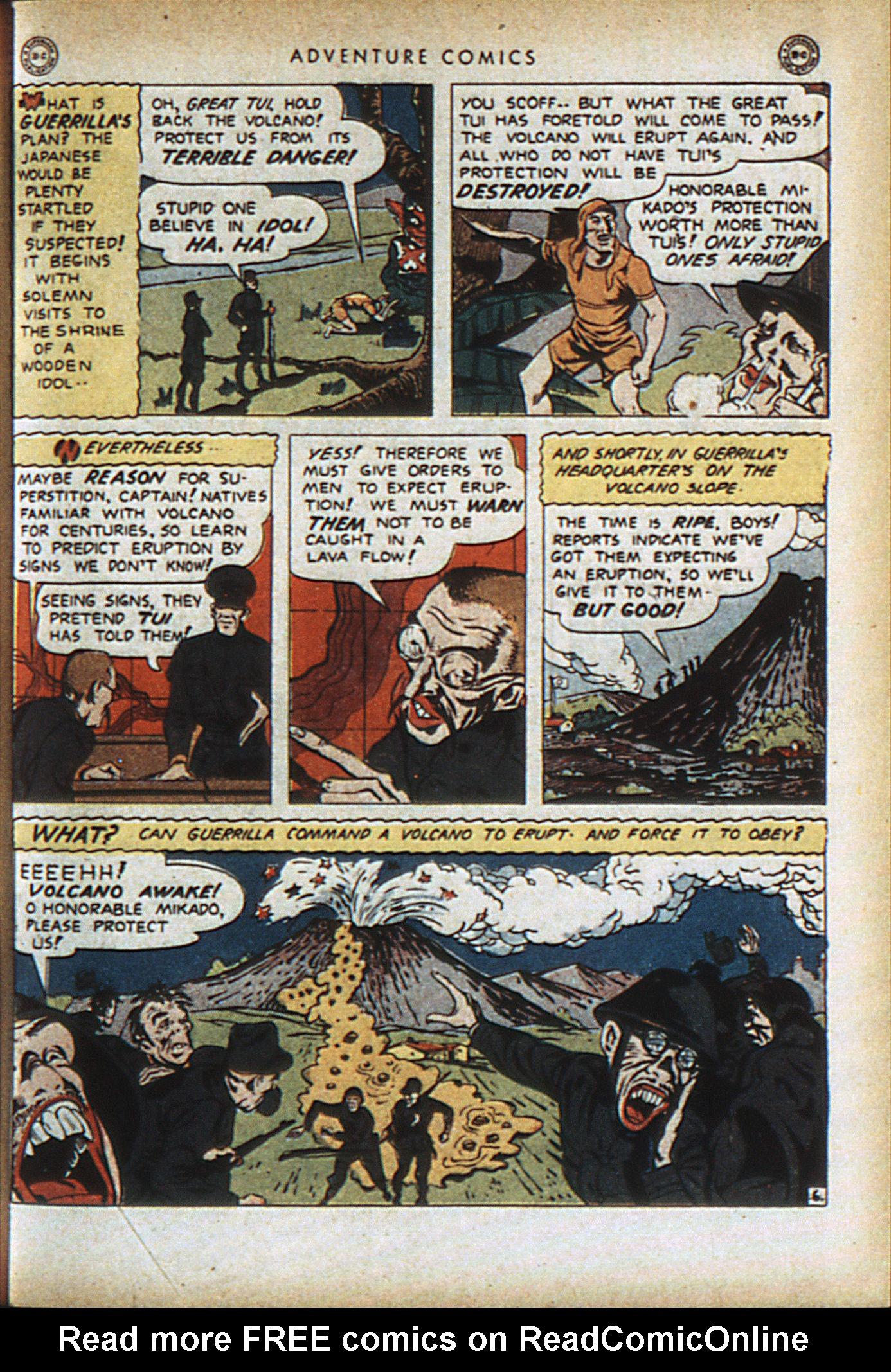 Read online Adventure Comics (1938) comic -  Issue #96 - 48