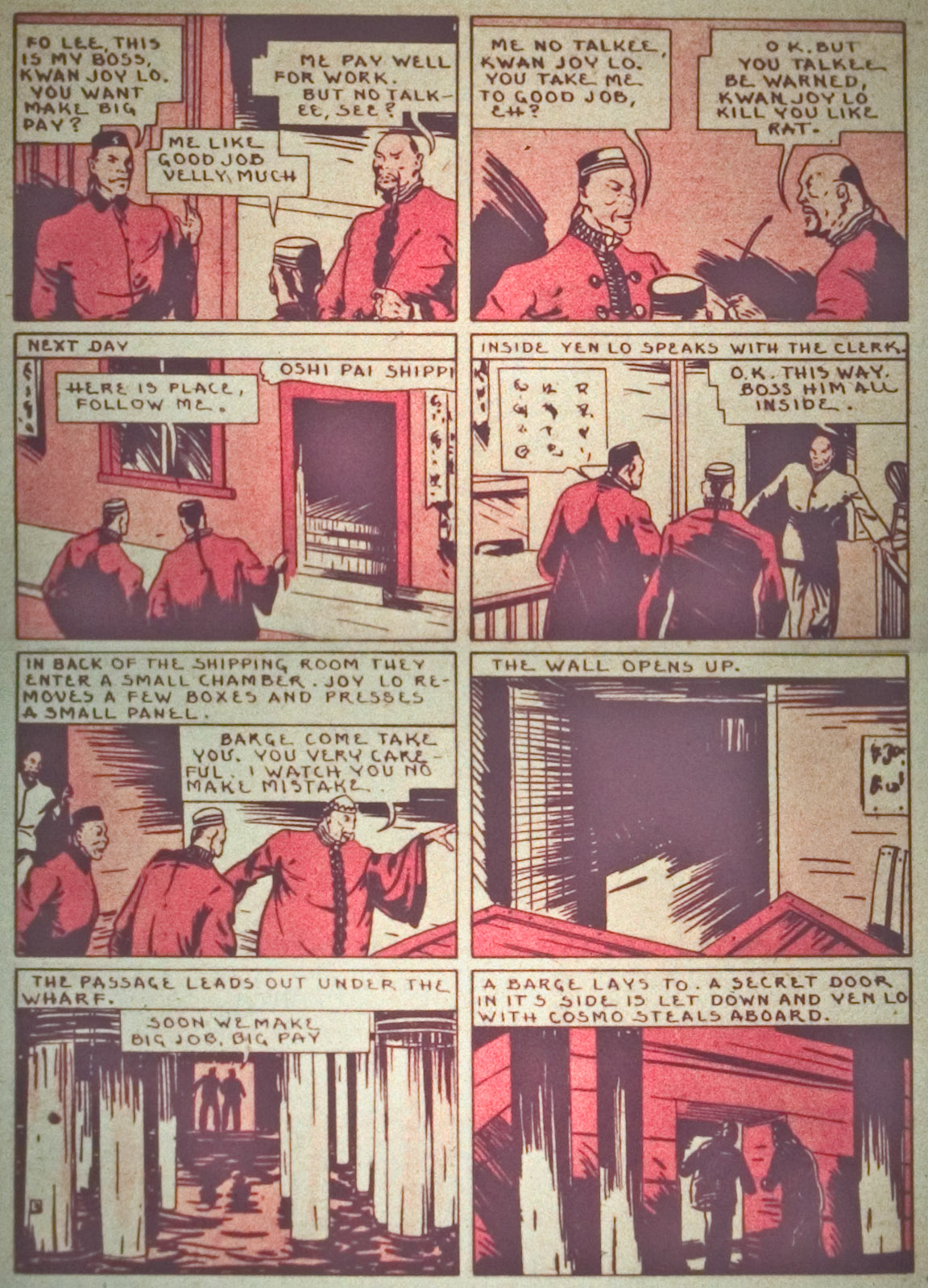 Read online Detective Comics (1937) comic -  Issue #27 - 51
