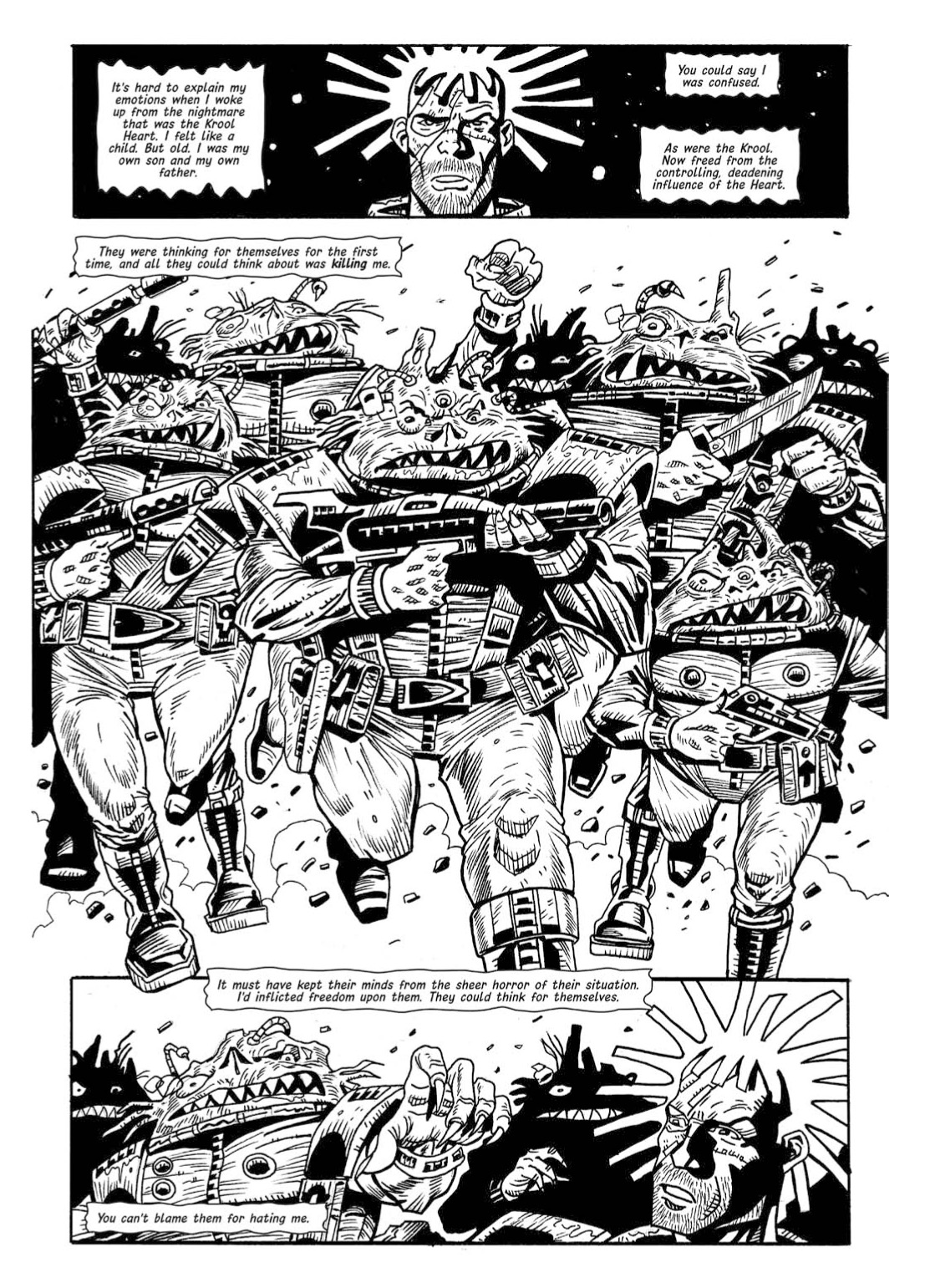 Read online The Complete Bad Company comic -  Issue # TPB - 357