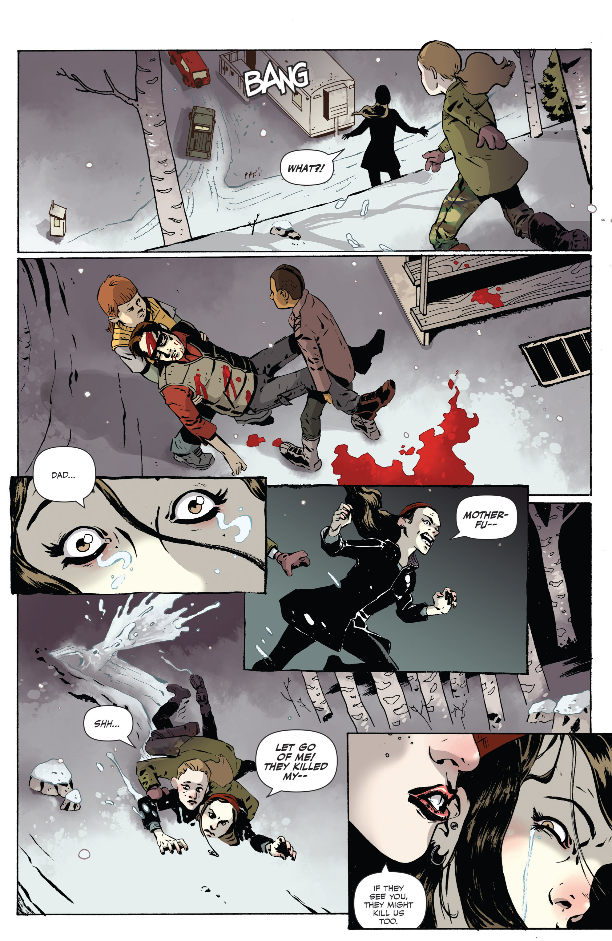 Read online Sheltered comic -  Issue #2 - 5