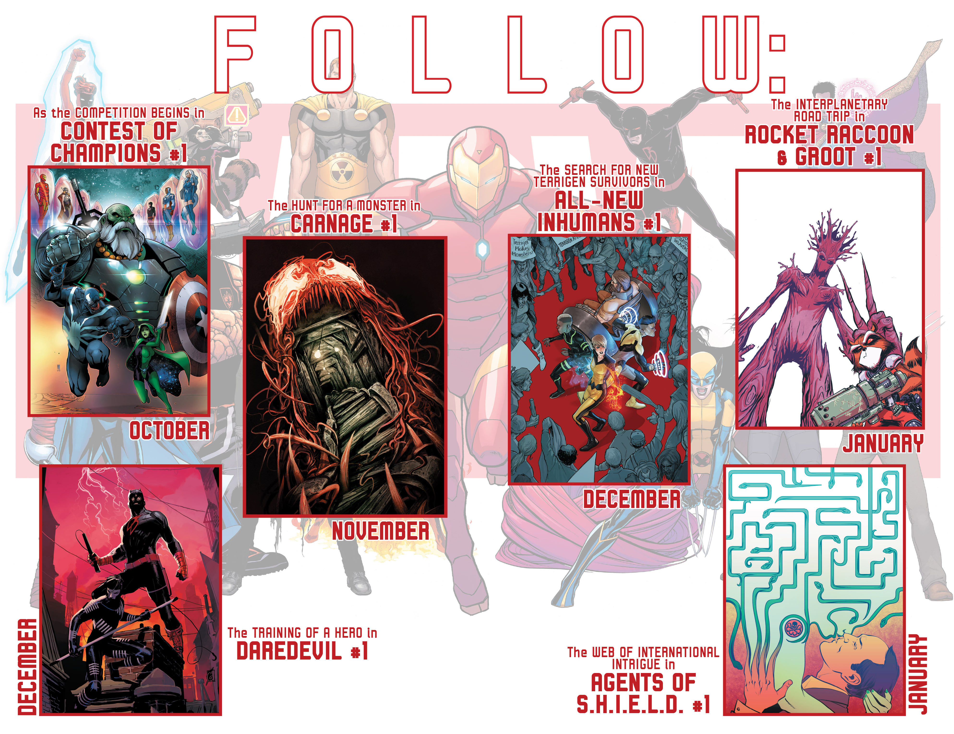 Read online All-New, All-Different Point One comic -  Issue # Full - 50