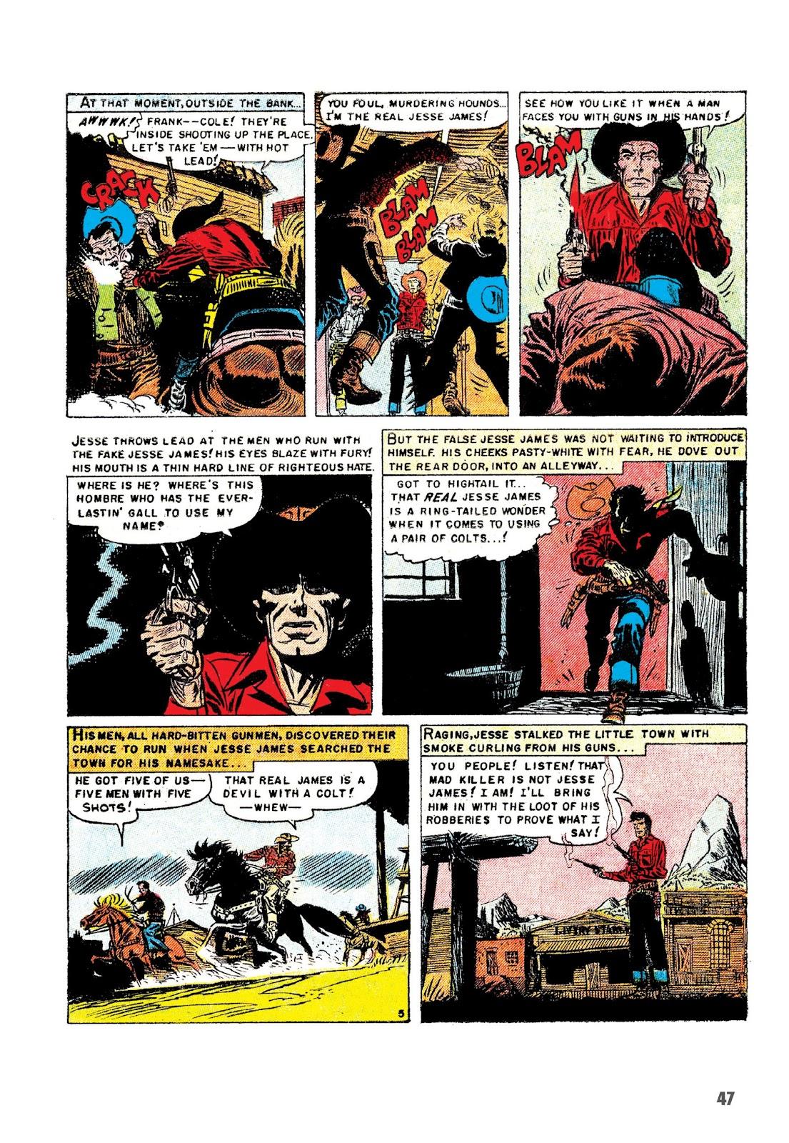 Read online The Joe Kubert Archives comic -  Issue # TPB (Part 1) - 58