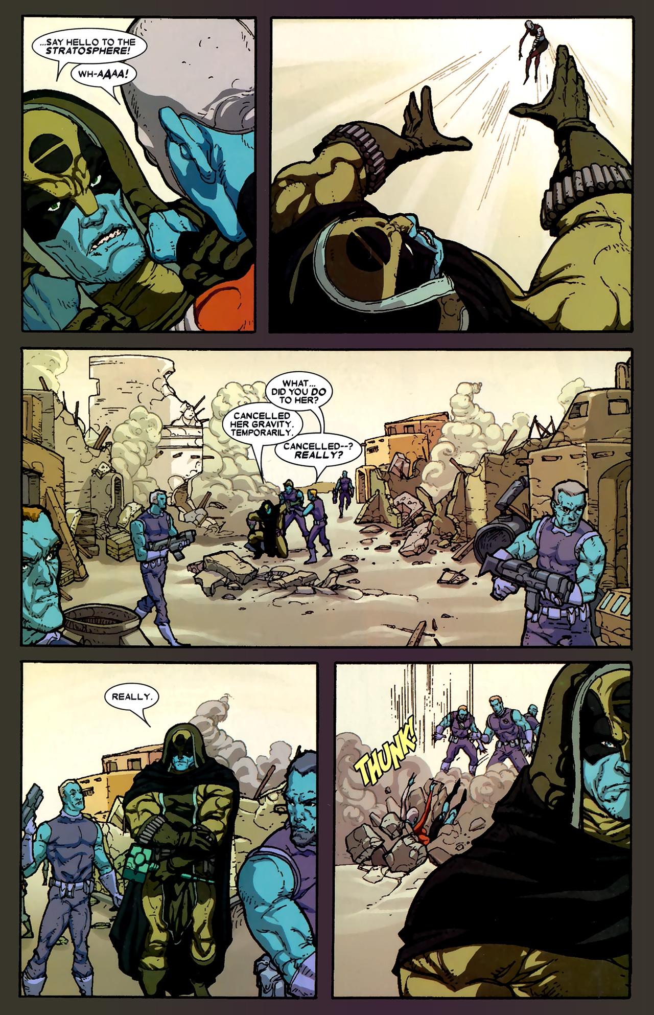 Read online Annihilation: Ronan comic -  Issue #2 - 9